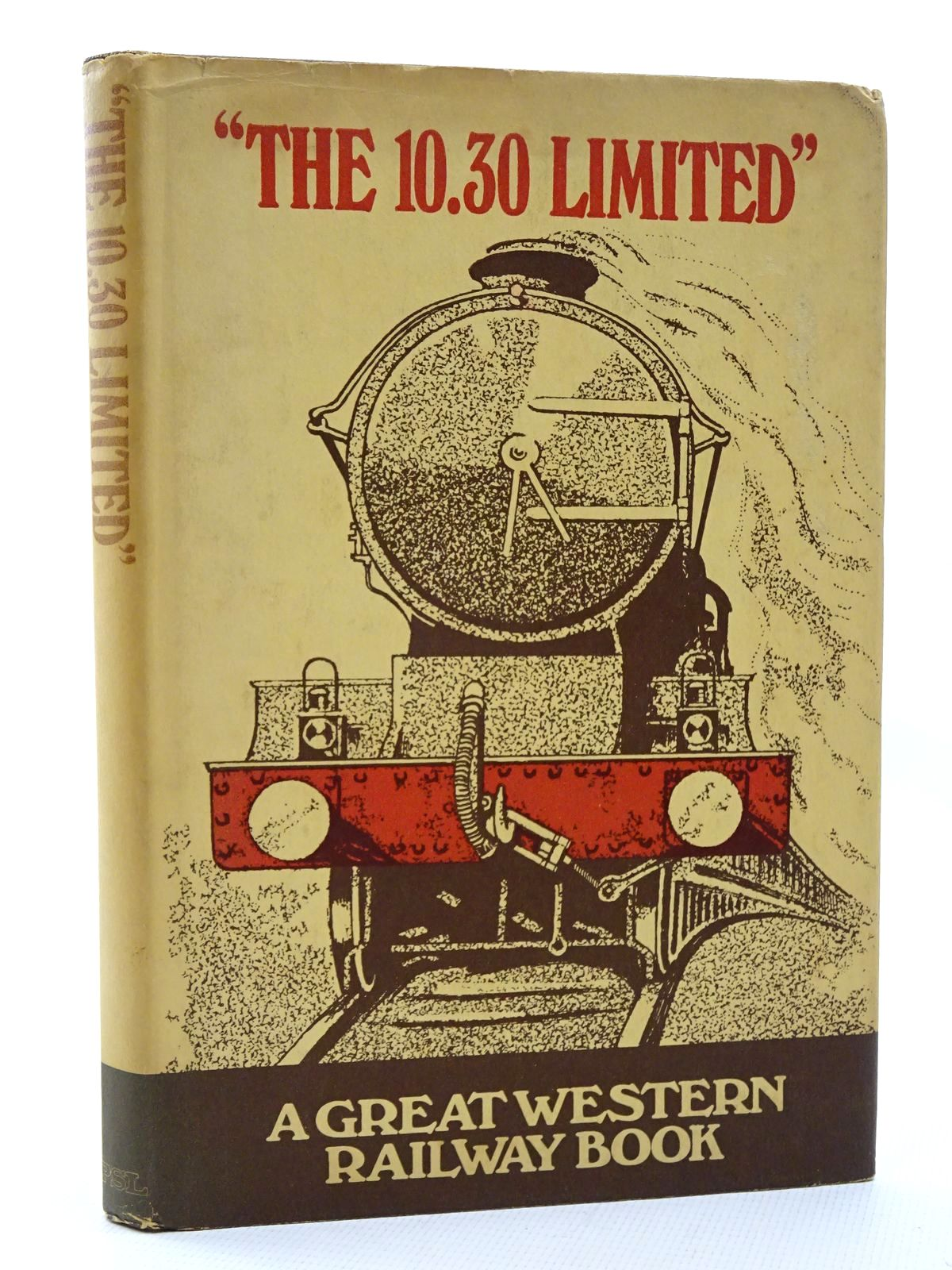 Photo of THE 10.30 LIMITED written by Chapman, W.G. published by Patrick Stephens (STOCK CODE: 2124166)  for sale by Stella & Rose's Books