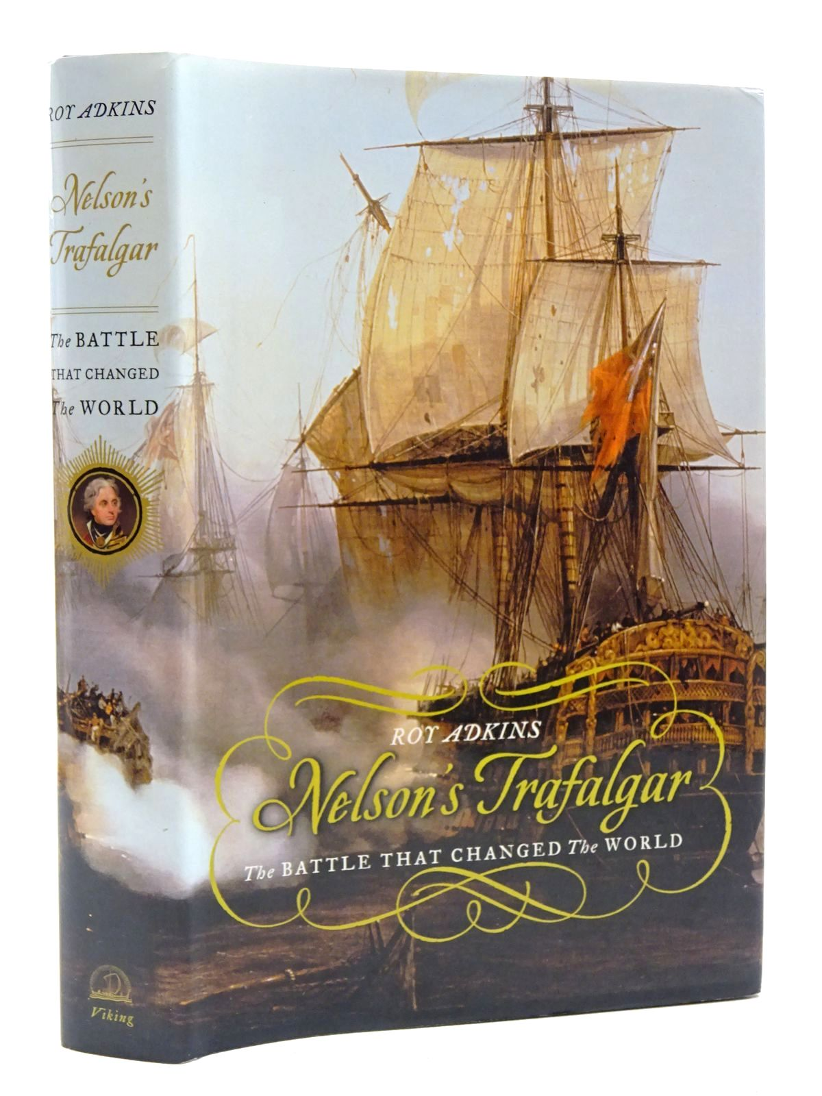 Photo of NELSON'S TRAFALGAR THE BATTLE THAT CHANGED THE WORLD written by Adkins, Roy published by Viking (STOCK CODE: 2124179)  for sale by Stella & Rose's Books