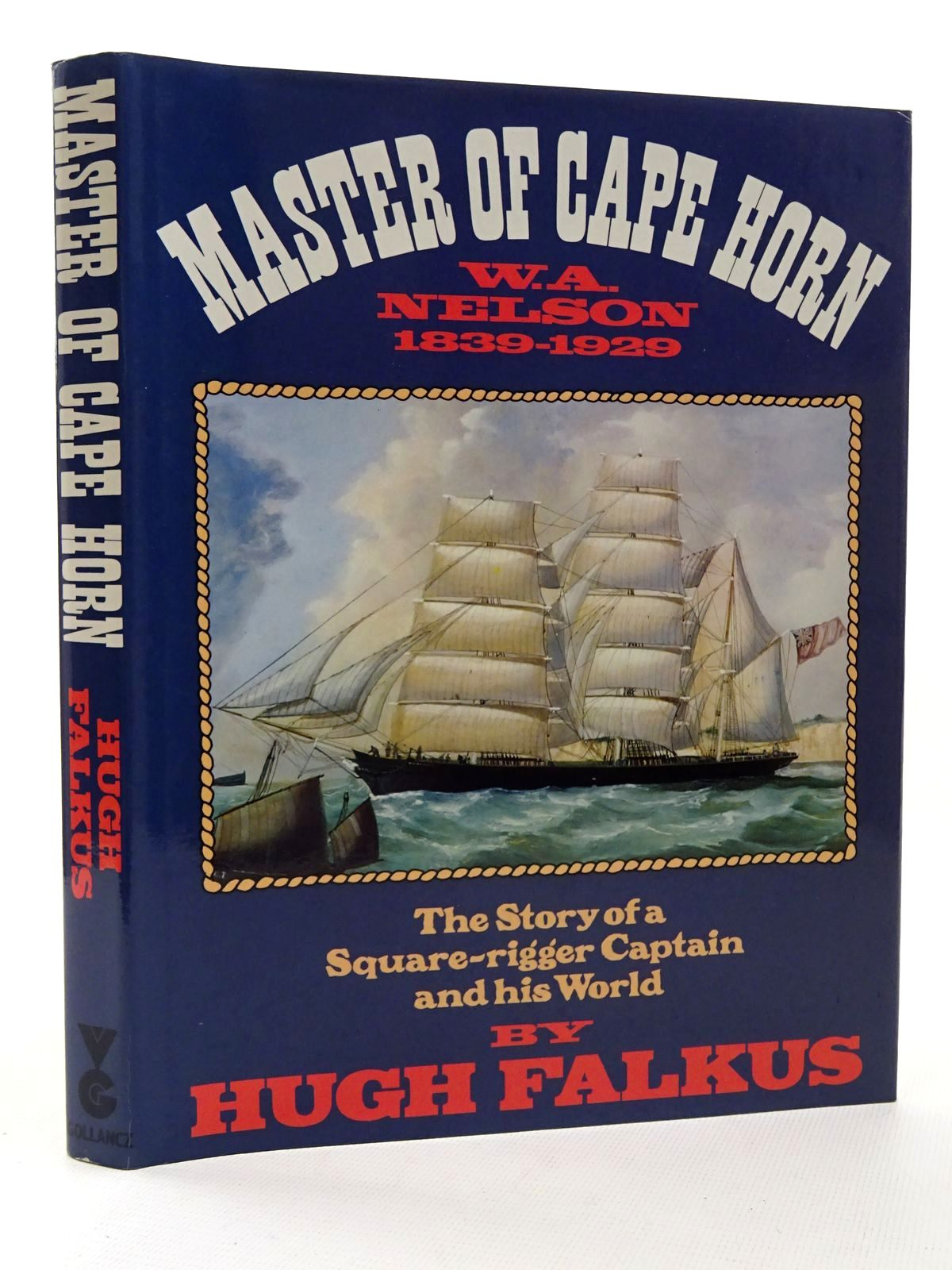 Photo of MASTER OF CAPE HORN written by Falkus, Hugh published by Victor Gollancz (STOCK CODE: 2124192)  for sale by Stella & Rose's Books