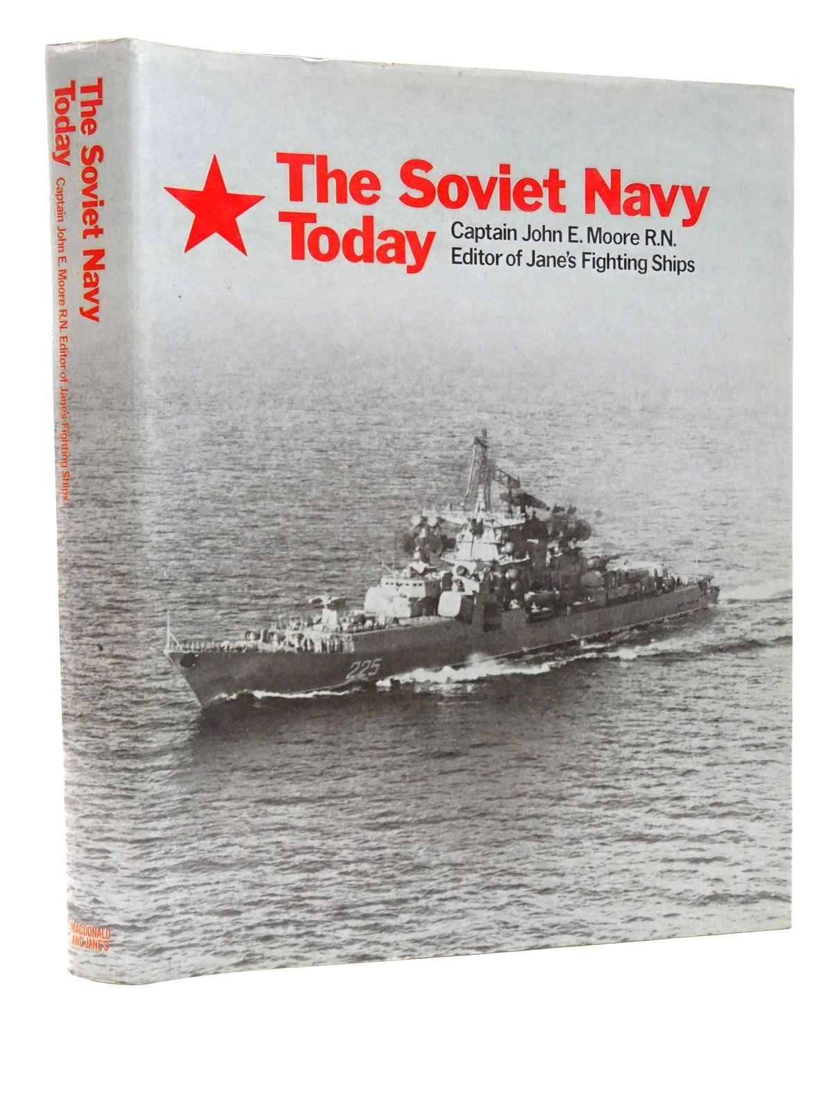 Photo of THE SOVIET NAVY TODAY- Stock Number: 2124193