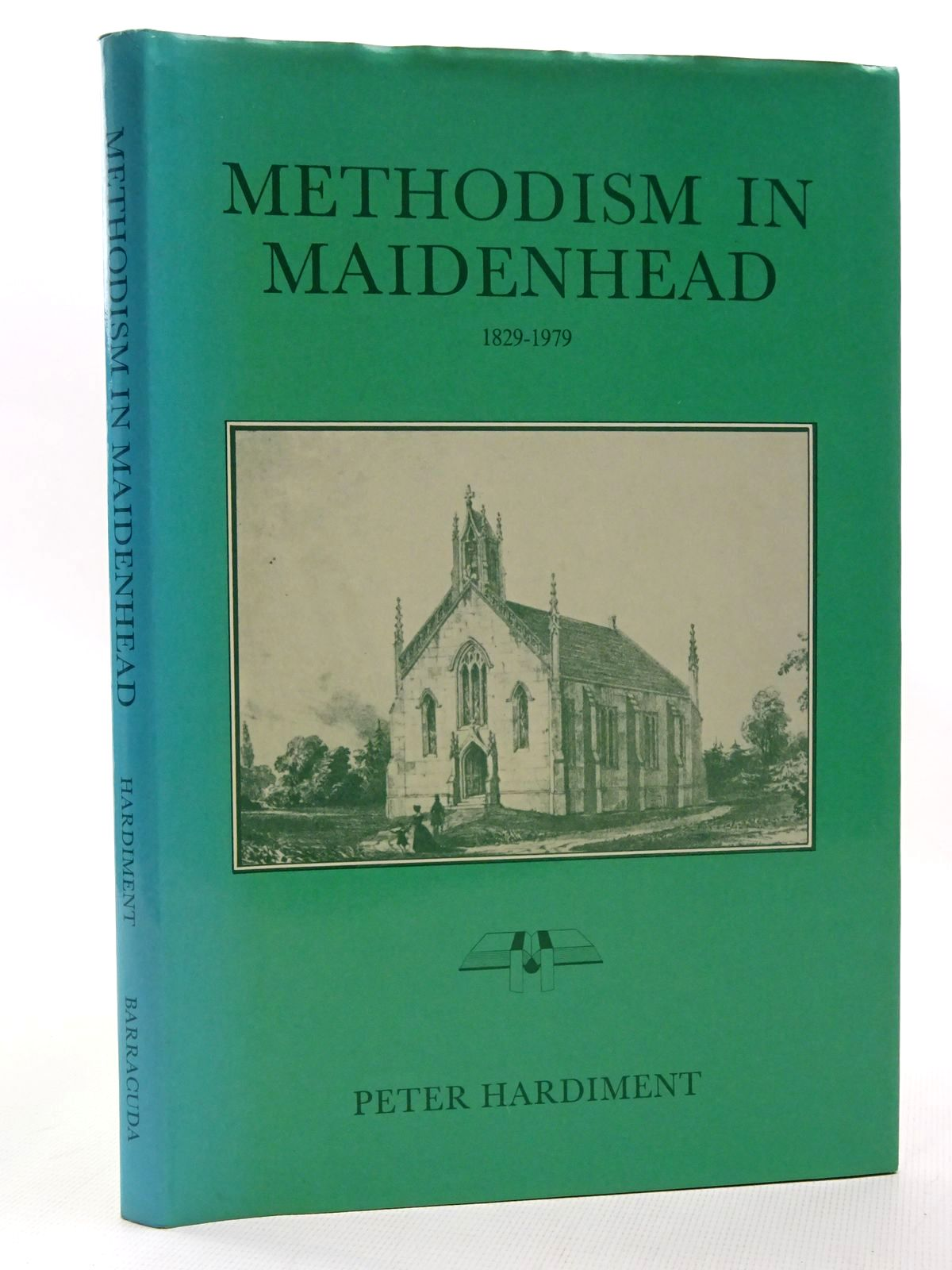 Photo of METHODISM IN MAIDENHEAD 1829-1979 written by Hardiment, Peter published by Barracuda Books (STOCK CODE: 2124205)  for sale by Stella & Rose's Books