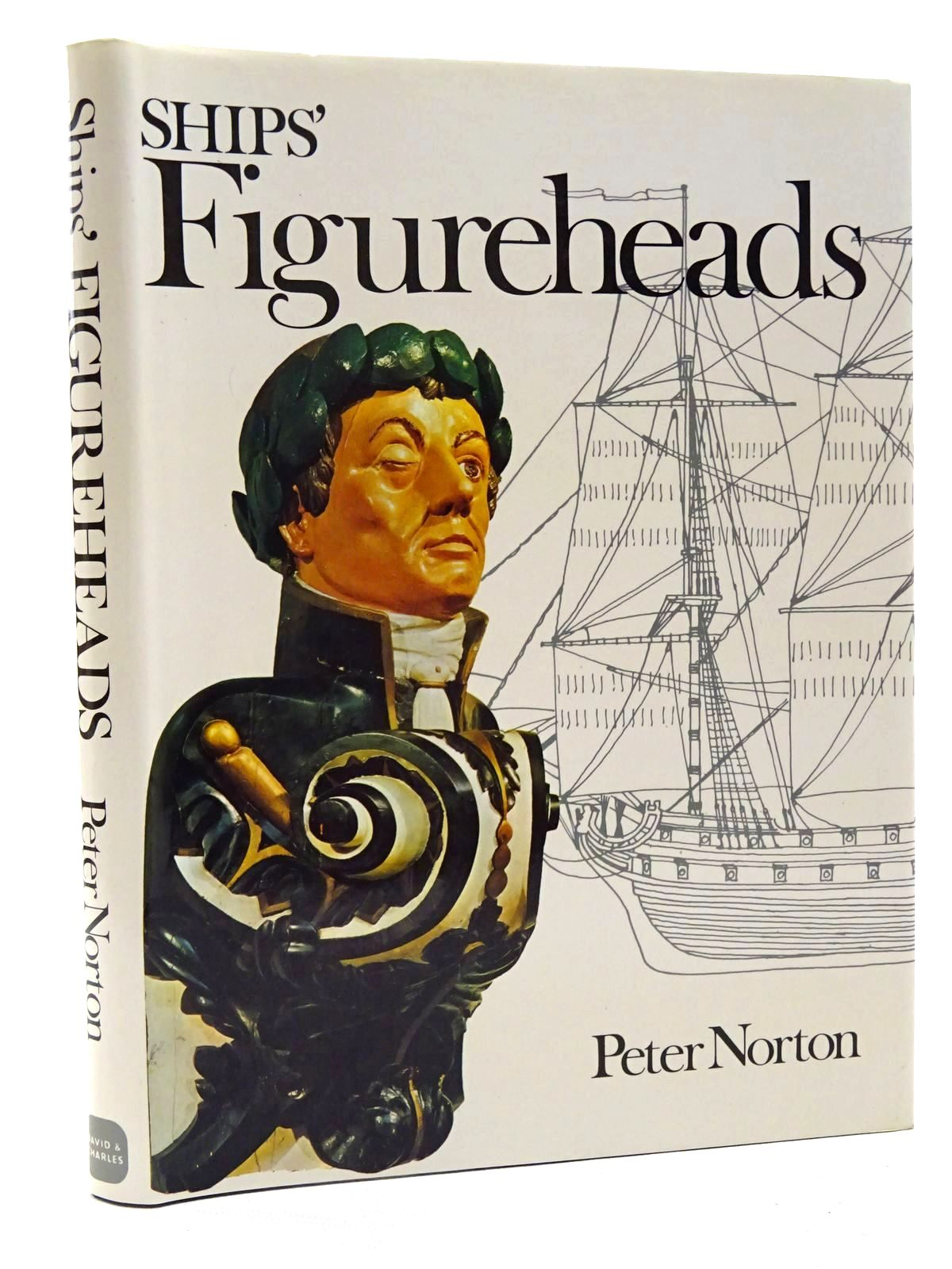 Photo of SHIPS' FIGUREHEADS written by Norton, Peter published by David & Charles (STOCK CODE: 2124206)  for sale by Stella & Rose's Books