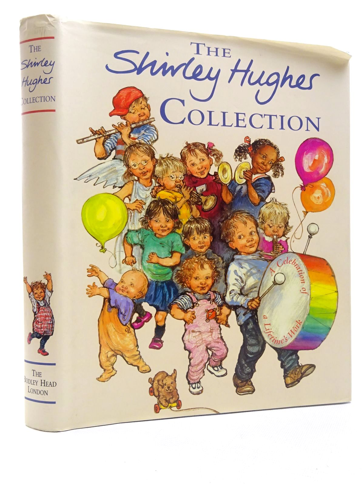 Photo of THE SHIRLEY HUGHES COLLECTION written by Hughes, Shirley illustrated by Hughes, Shirley published by The Bodley Head (STOCK CODE: 2124244)  for sale by Stella & Rose's Books