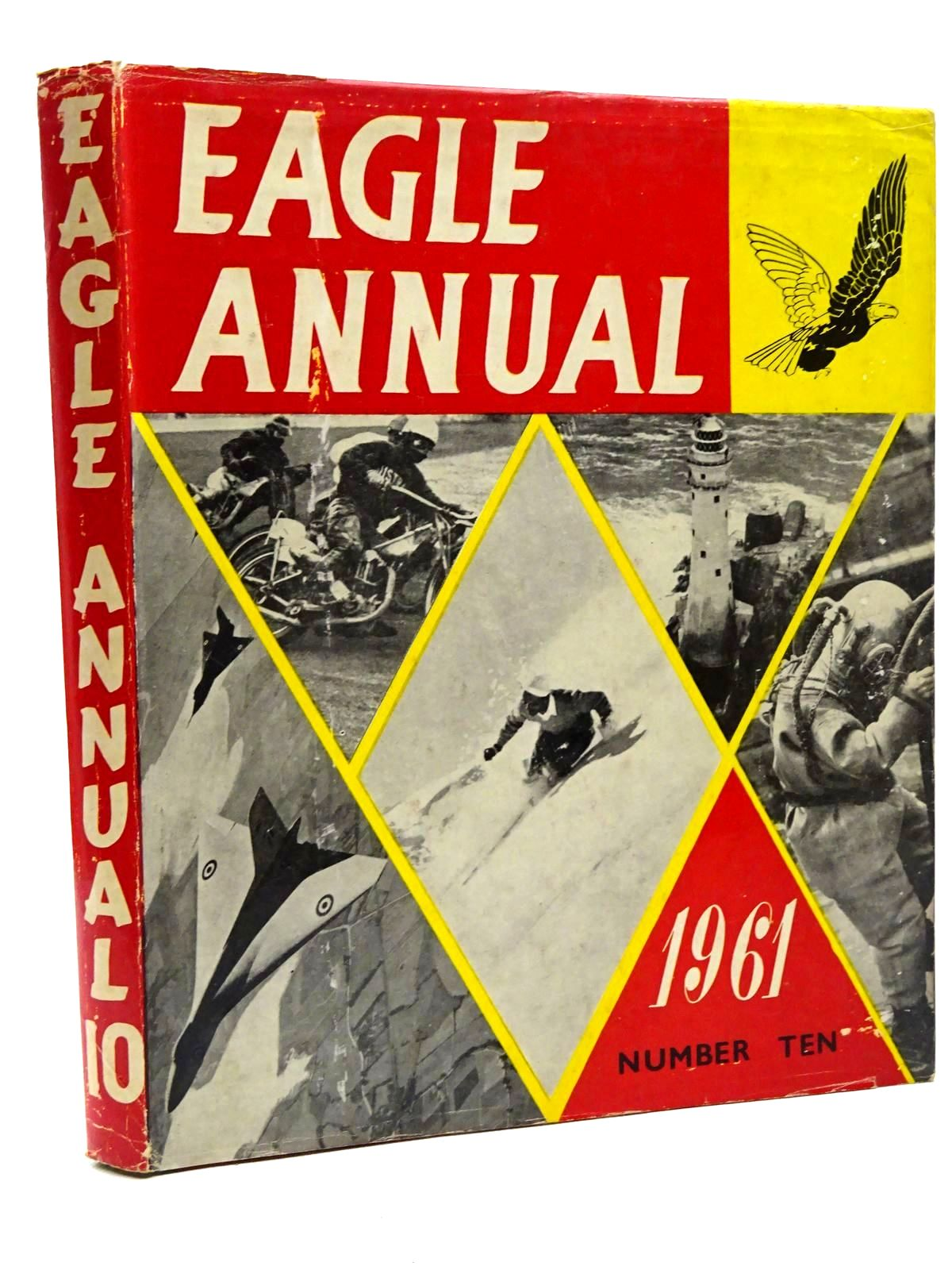 Photo of EAGLE ANNUAL No. 10 written by Makins, Clifford published by Longacre Press (STOCK CODE: 2124250)  for sale by Stella & Rose's Books