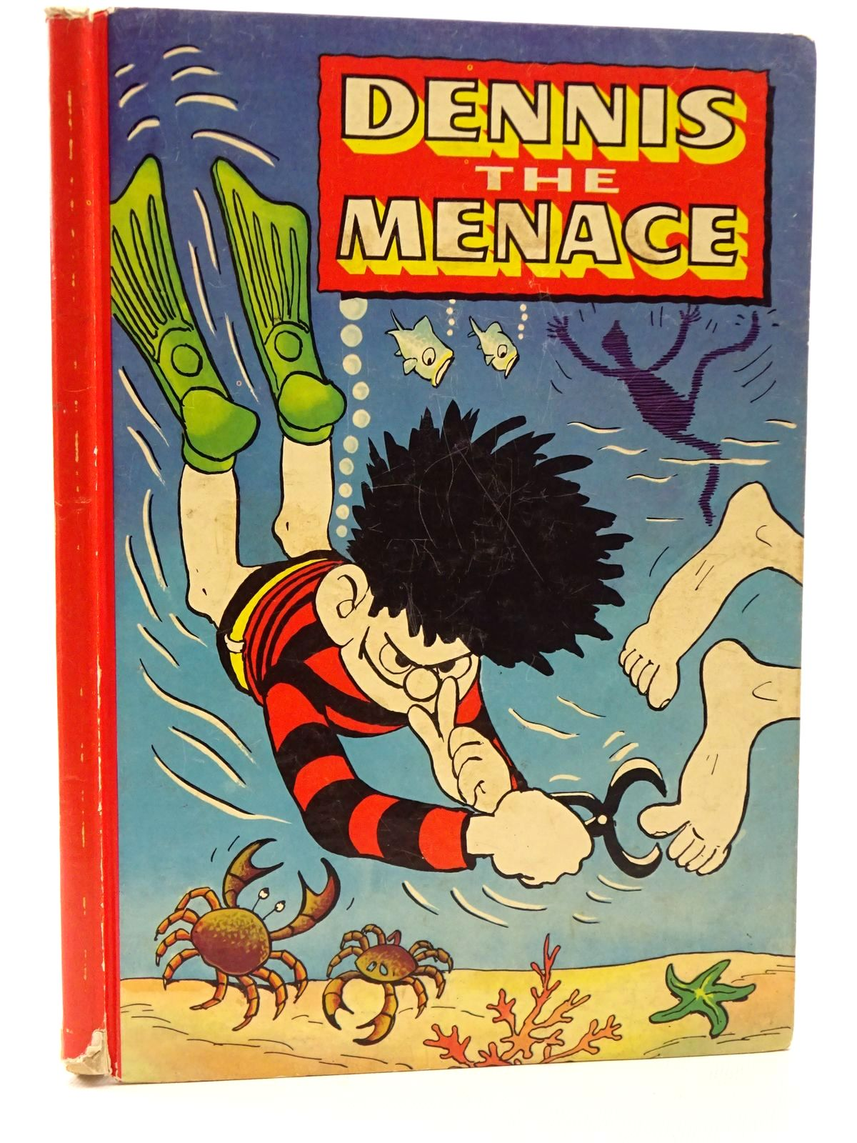 Photo of DENNIS THE MENACE 1960 published by D.C. Thomson & Co Ltd. (STOCK CODE: 2124259)  for sale by Stella & Rose's Books