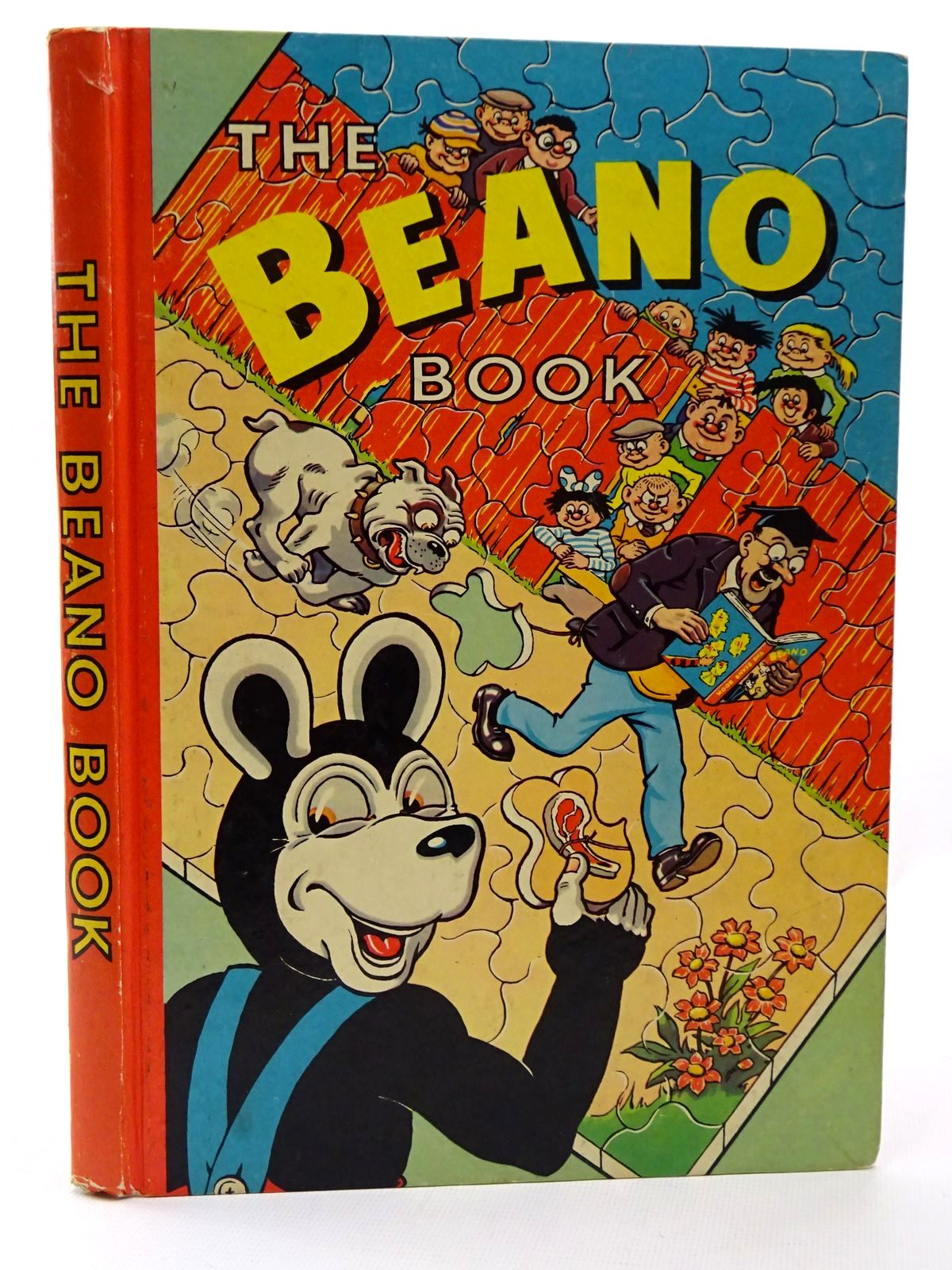 Photo of THE BEANO BOOK 1960 published by D.C. Thomson & Co Ltd. (STOCK CODE: 2124262)  for sale by Stella & Rose's Books