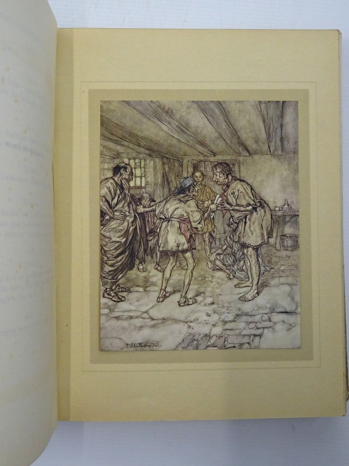 Photo of A MIDSUMMER NIGHT'S DREAM written by Shakespeare, William illustrated by Rackham, Arthur published by Doubleday, Page & Company (STOCK CODE: 2124270)  for sale by Stella & Rose's Books