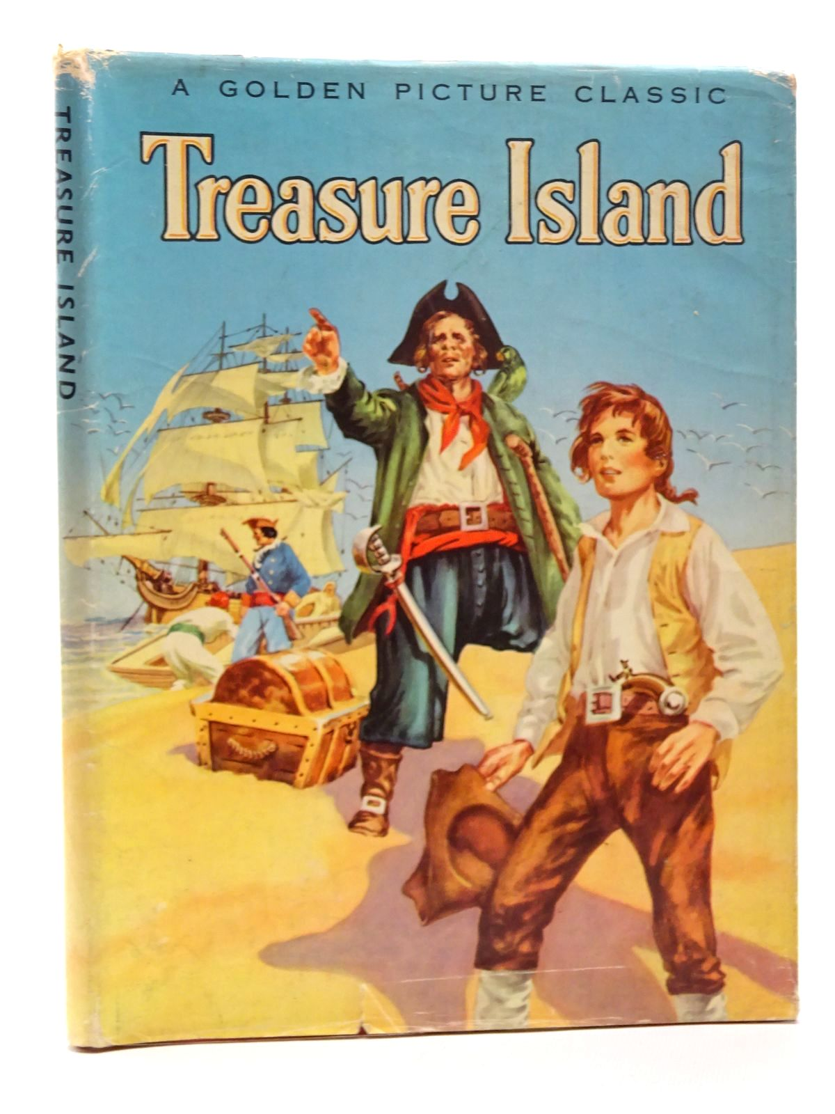 Photo of TREASURE ISLAND- Stock Number: 2124304
