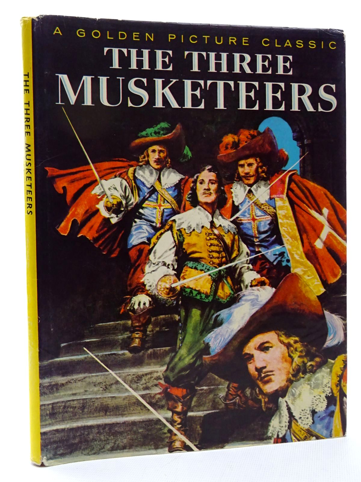 Photo of THE THREE MUSKETEERS- Stock Number: 2124307