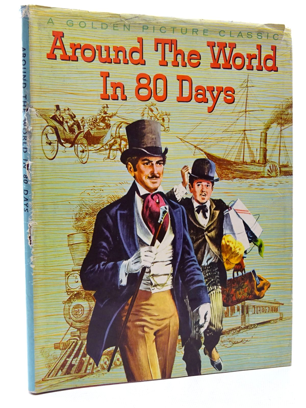 Photo of AROUND THE WORLD IN EIGHTY DAYS- Stock Number: 2124311