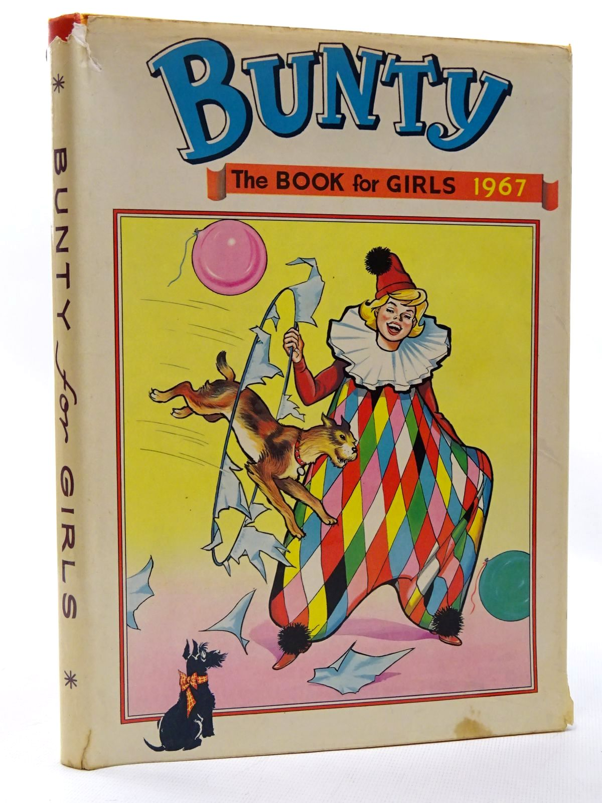 Photo of BUNTY FOR GIRLS 1967 published by D.C. Thomson & Co Ltd. (STOCK CODE: 2124312)  for sale by Stella & Rose's Books