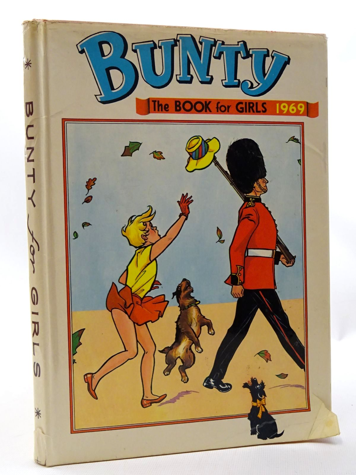 Photo of BUNTY FOR GIRLS 1969 published by D.C. Thomson & Co Ltd. (STOCK CODE: 2124318)  for sale by Stella & Rose's Books