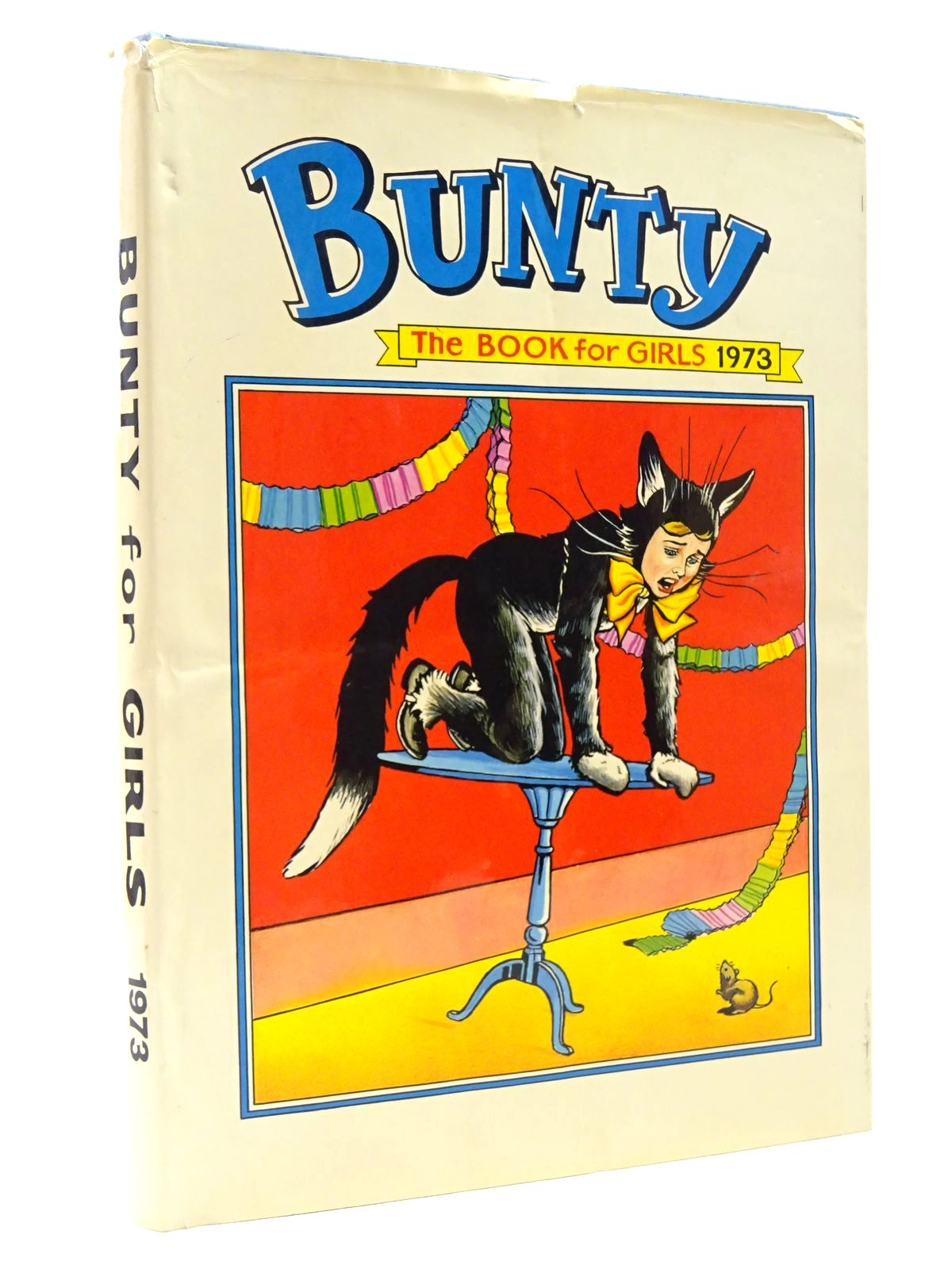 Photo of BUNTY FOR GIRLS 1973 published by D.C. Thomson & Co Ltd. (STOCK CODE: 2124319)  for sale by Stella & Rose's Books