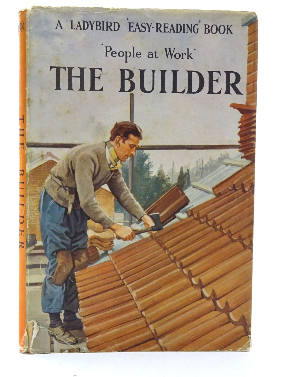 Photo of THE BUILDER written by Havenhand, I.& J. illustrated by Berry, John published by Wills & Hepworth Ltd. (STOCK CODE: 2124350)  for sale by Stella & Rose's Books