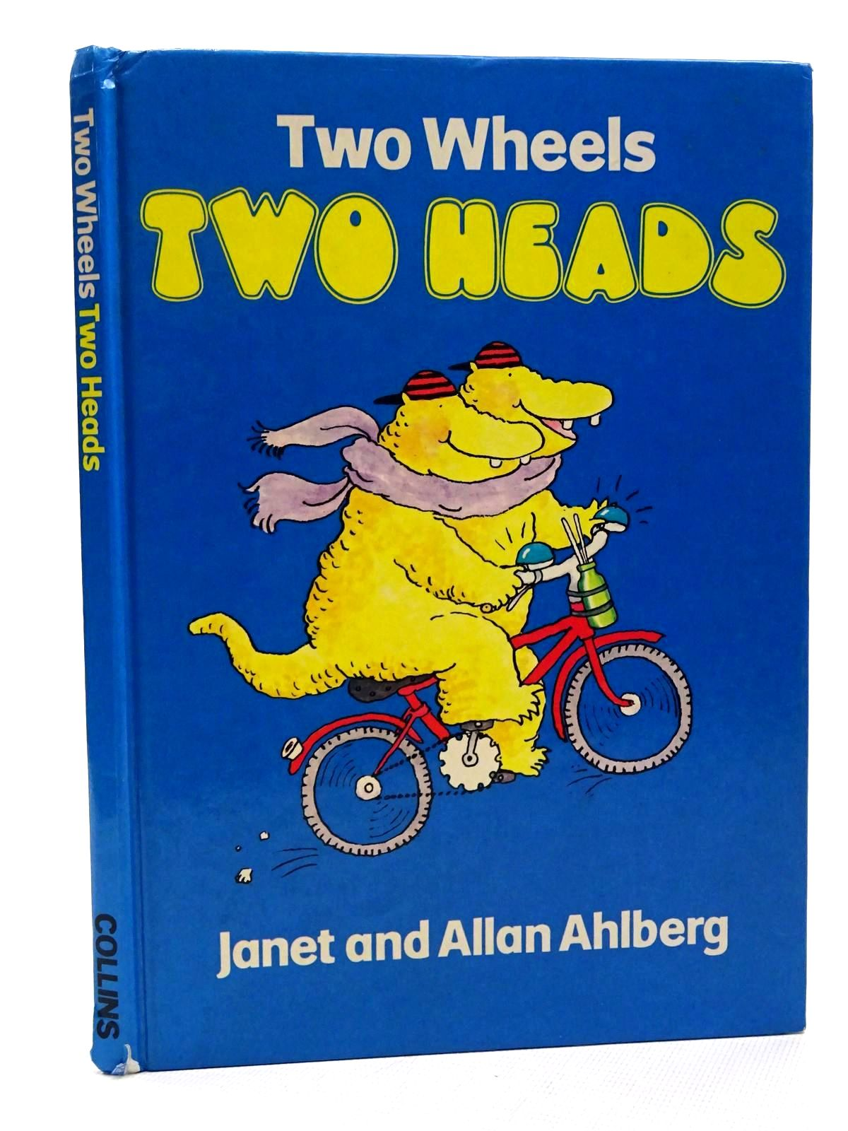 Photo of TWO WHEELS TWO HEADS- Stock Number: 2124367