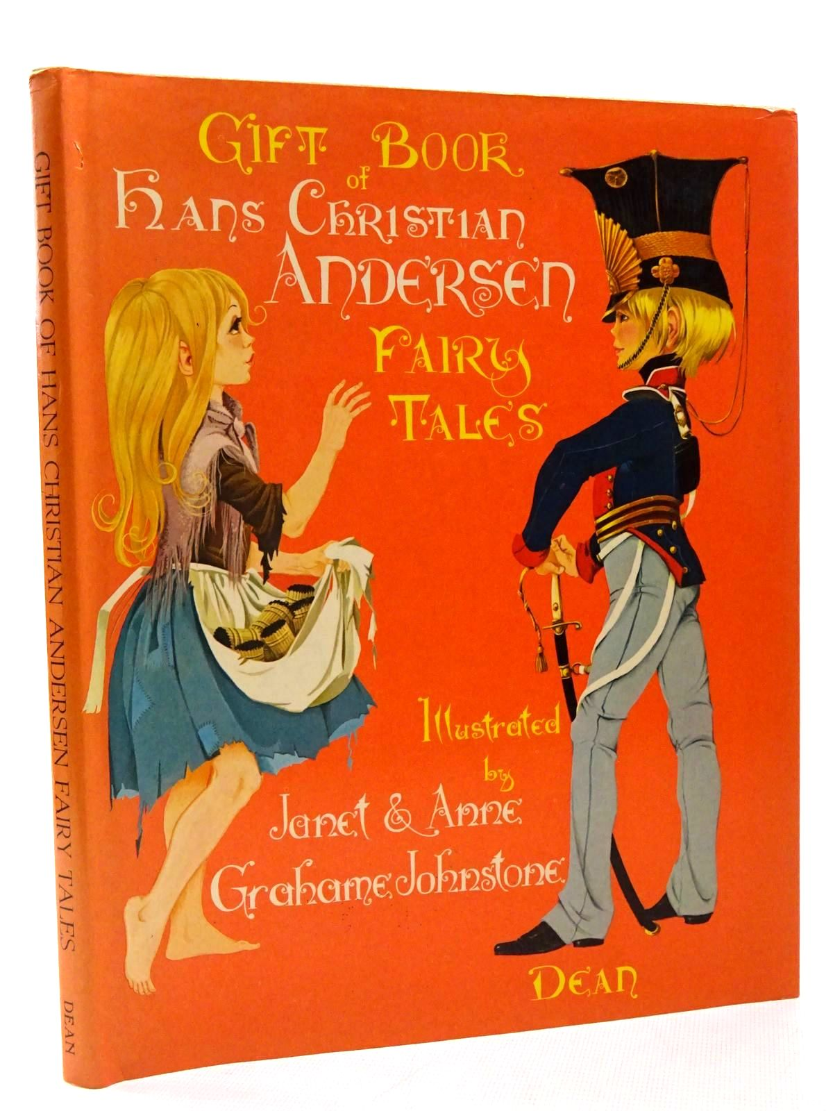 Photo of DEAN'S GIFT BOOK OF HANS CHRISTIAN ANDERSEN FAIRY TALES written by Andersen, Hans Christian illustrated by Johnstone, Janet Grahame<br />Johnstone, Anne Grahame published by Dean &amp; Son Ltd. (STOCK CODE: 2124407)  for sale by Stella & Rose's Books