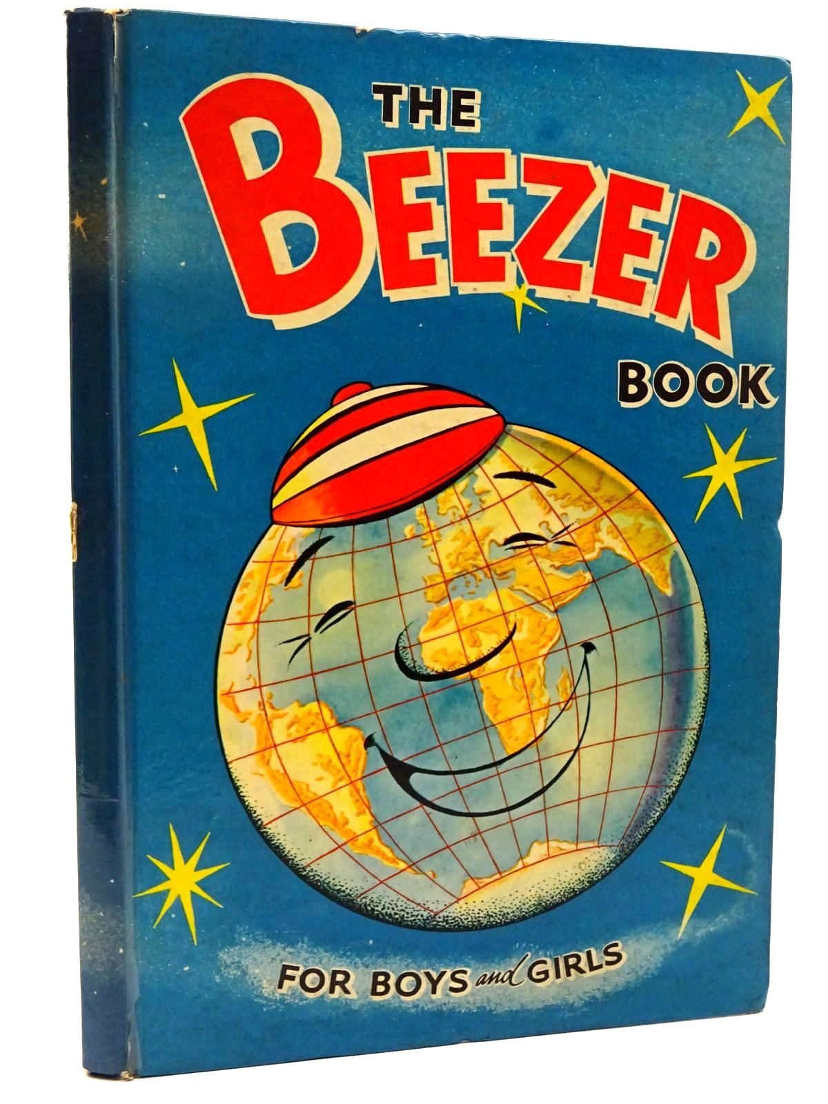 Photo of THE BEEZER BOOK 1961 published by D.C. Thomson & Co Ltd. (STOCK CODE: 2124418)  for sale by Stella & Rose's Books