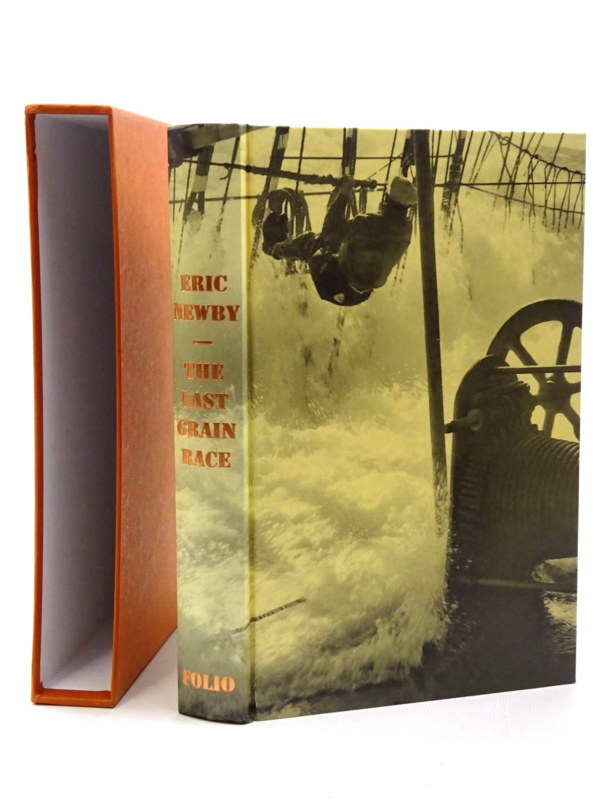Photo of THE LAST GRAIN RACE written by Newby, Eric published by Folio Society (STOCK CODE: 2124479)  for sale by Stella & Rose's Books