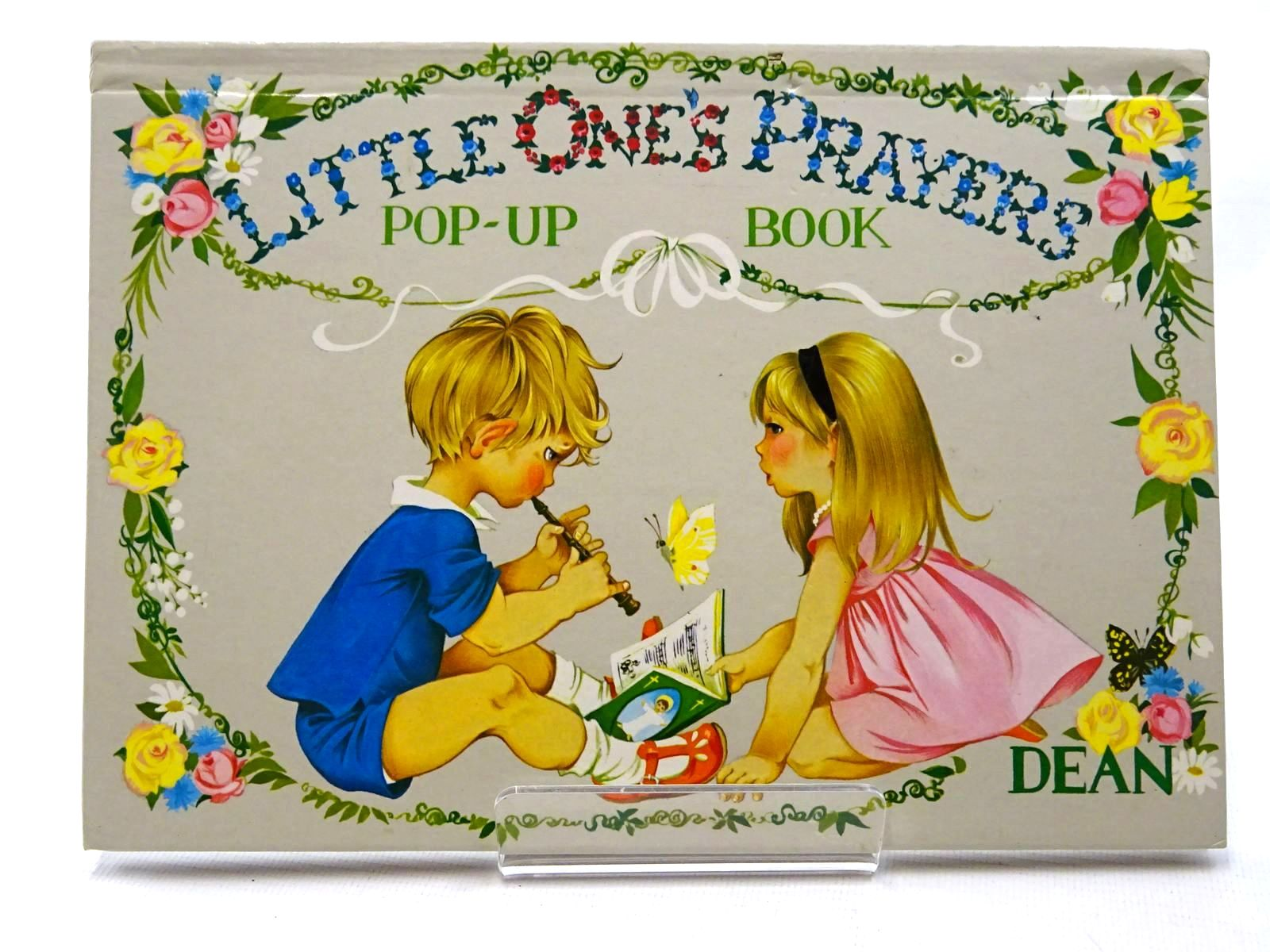 Photo of LITTLE ONE'S PRAYERS POP-UP BOOK illustrated by Johnstone, Janet Grahame<br />Johnstone, Anne Grahame published by Dean &amp; Son Ltd. (STOCK CODE: 2124500)  for sale by Stella & Rose's Books