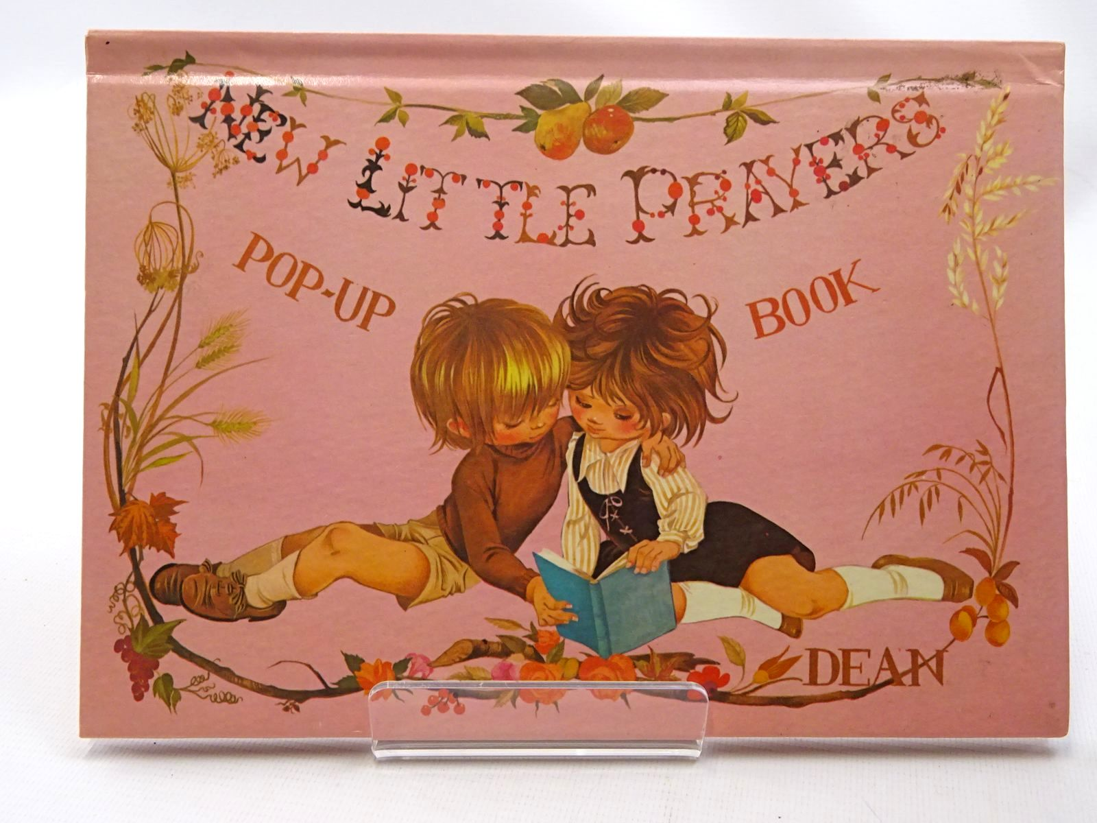 Photo of NEW LITTLE PRAYERS POP-UP BOOK illustrated by Johnstone, Janet Grahame<br />Johnstone, Anne Grahame published by Dean &amp; Son Ltd. (STOCK CODE: 2124501)  for sale by Stella & Rose's Books