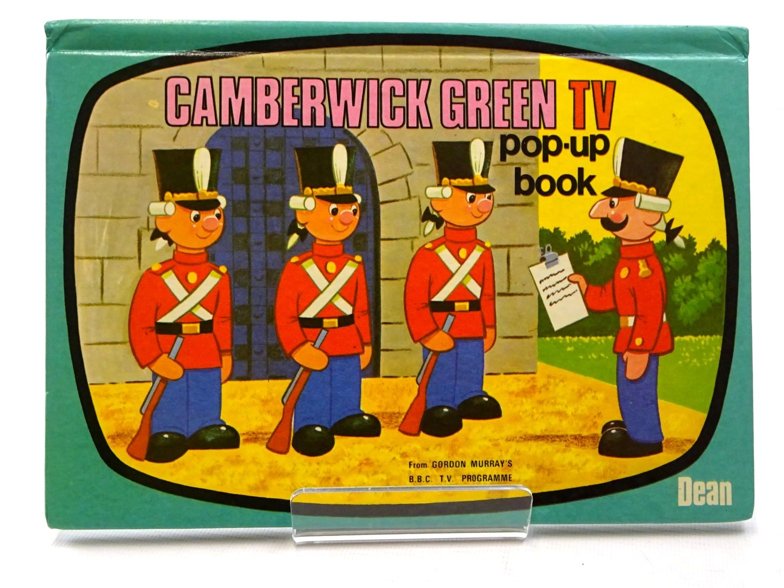 Photo of CAMBERWICK GREEN TV POP-UP BOOK written by Murray, Gordon published by Dean & Son Ltd. (STOCK CODE: 2124503)  for sale by Stella & Rose's Books