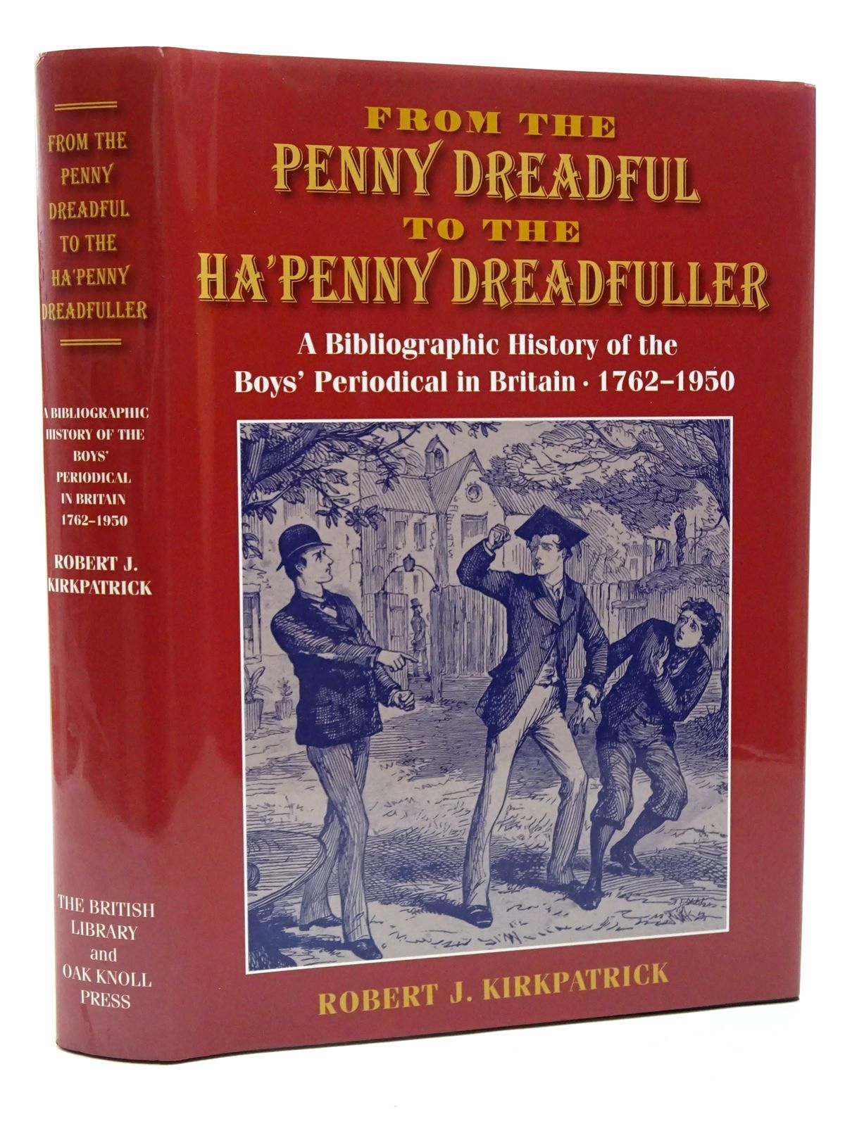 Photo of FROM THE PENNY DREADFUL TO THE HA'PENNY DREADFUL- Stock Number: 2124522