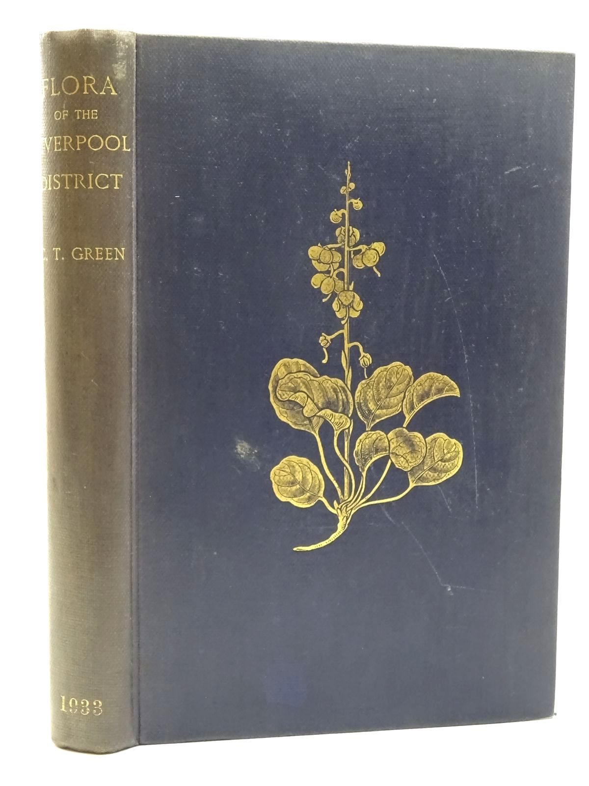 Photo of THE FLORA OF THE LIVERPOOL DISTRICT written by Green, C. Theodore published by T. Buncle & Co. (STOCK CODE: 2124567)  for sale by Stella & Rose's Books