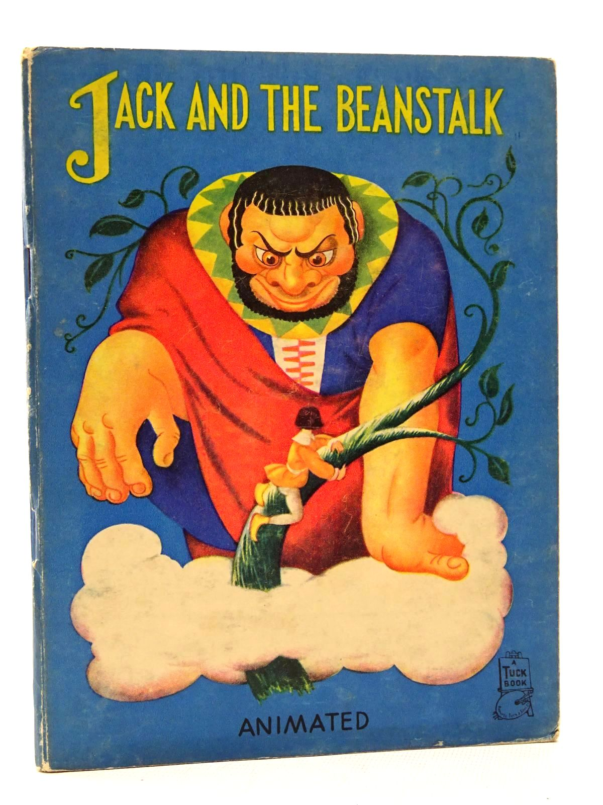Photo of JACK AND THE BEANSTALK ANIMATED PICTURES published by Raphael Tuck & Sons Ltd. (STOCK CODE: 2124582)  for sale by Stella & Rose's Books