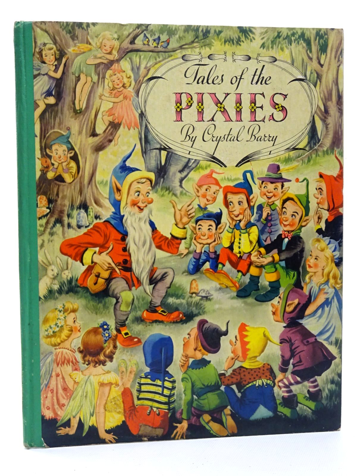 Photo of TALES OF THE PIXIES written by Barry, Crystal Garrett, Edward illustrated by Smith, Mary published by H.A. and W.L. Pitkin Ltd. (STOCK CODE: 2124592)  for sale by Stella & Rose's Books