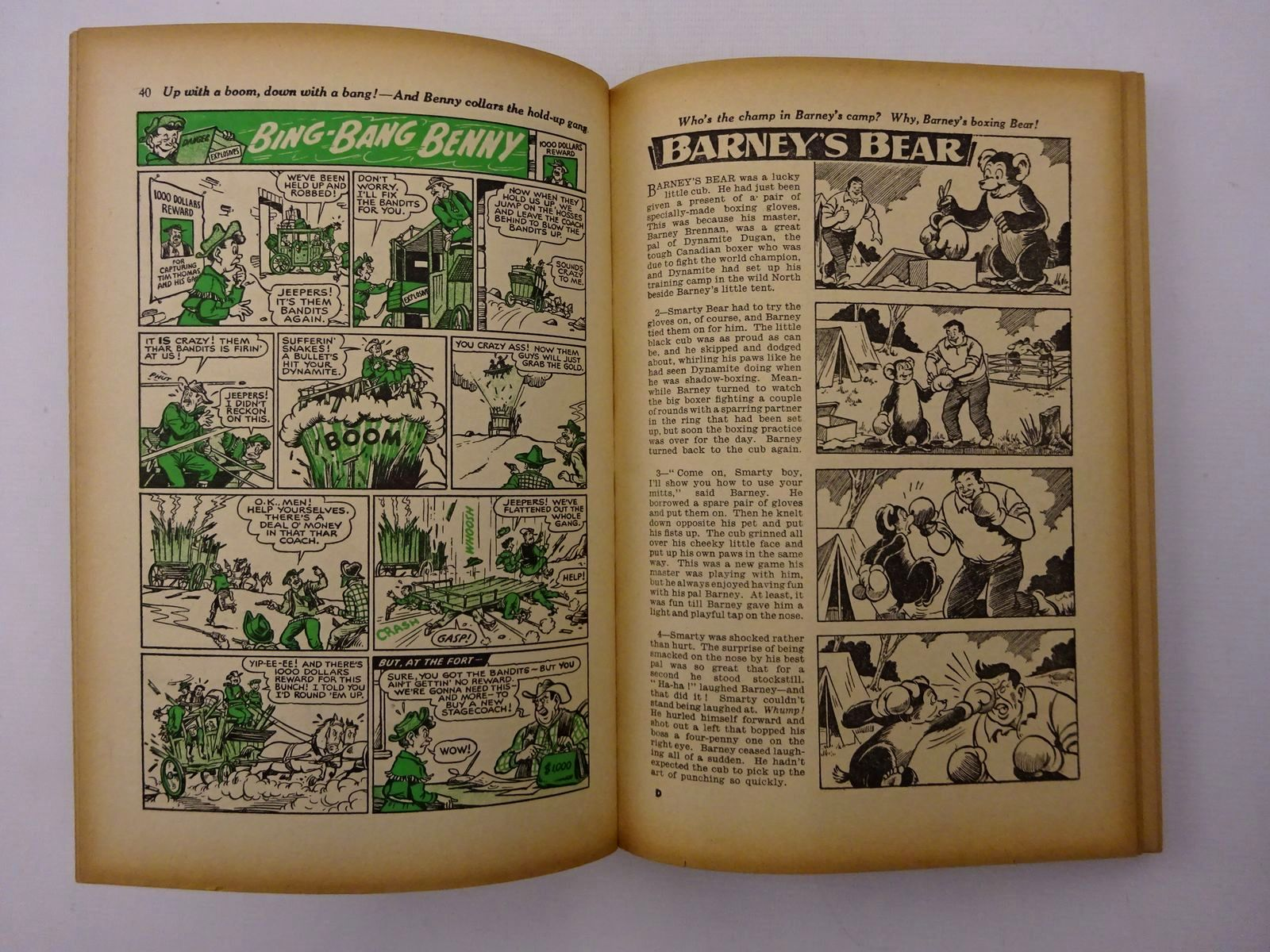 Photo of THE DANDY BOOK 1957 published by D.C. Thomson & Co Ltd. (STOCK CODE: 2124623)  for sale by Stella & Rose's Books