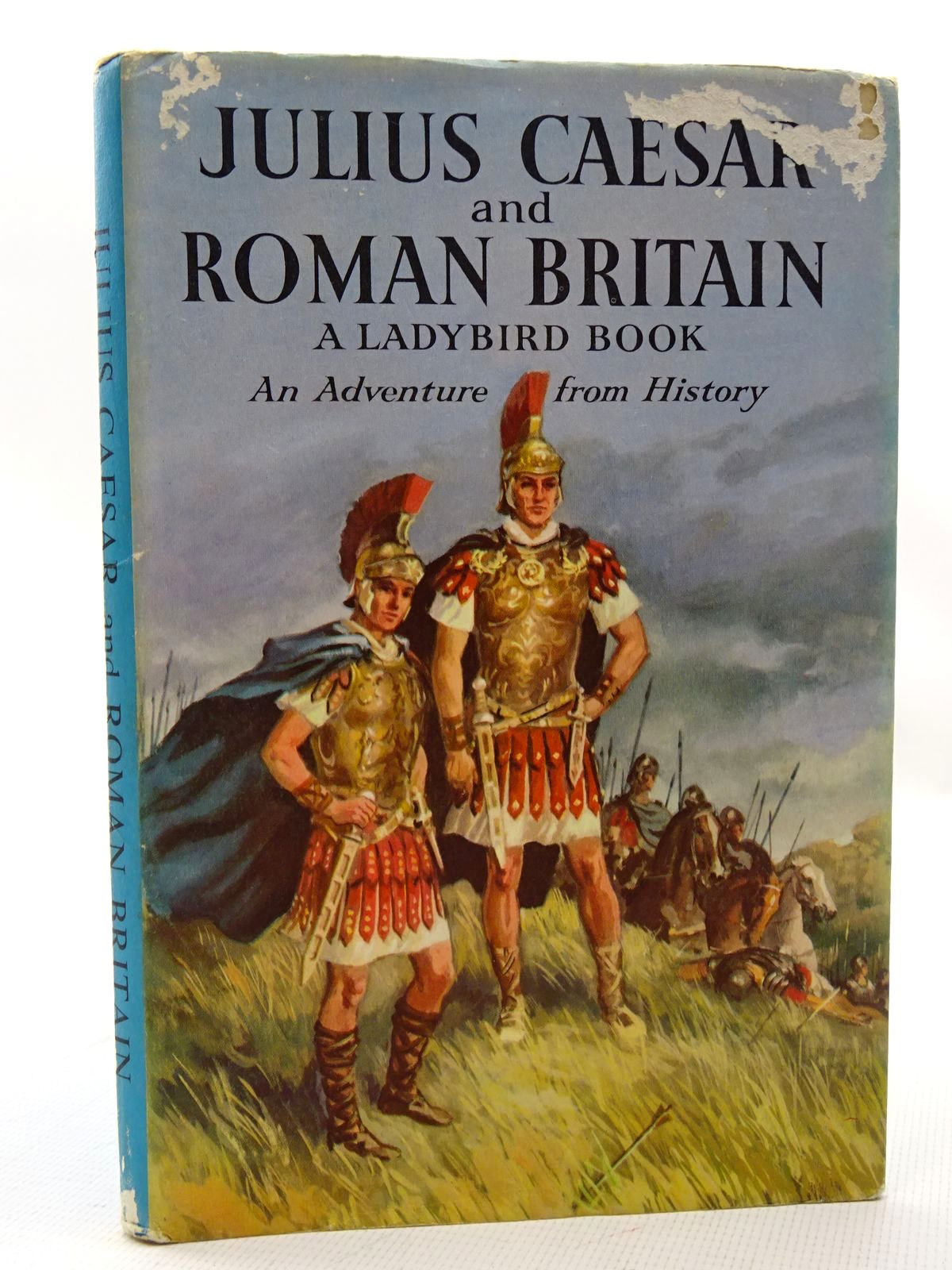 Photo of JULIUS CAESAR AND ROMAN BRITAIN written by Peach, L. Du Garde illustrated by Kenney, John published by Wills & Hepworth Ltd. (STOCK CODE: 2124647)  for sale by Stella & Rose's Books