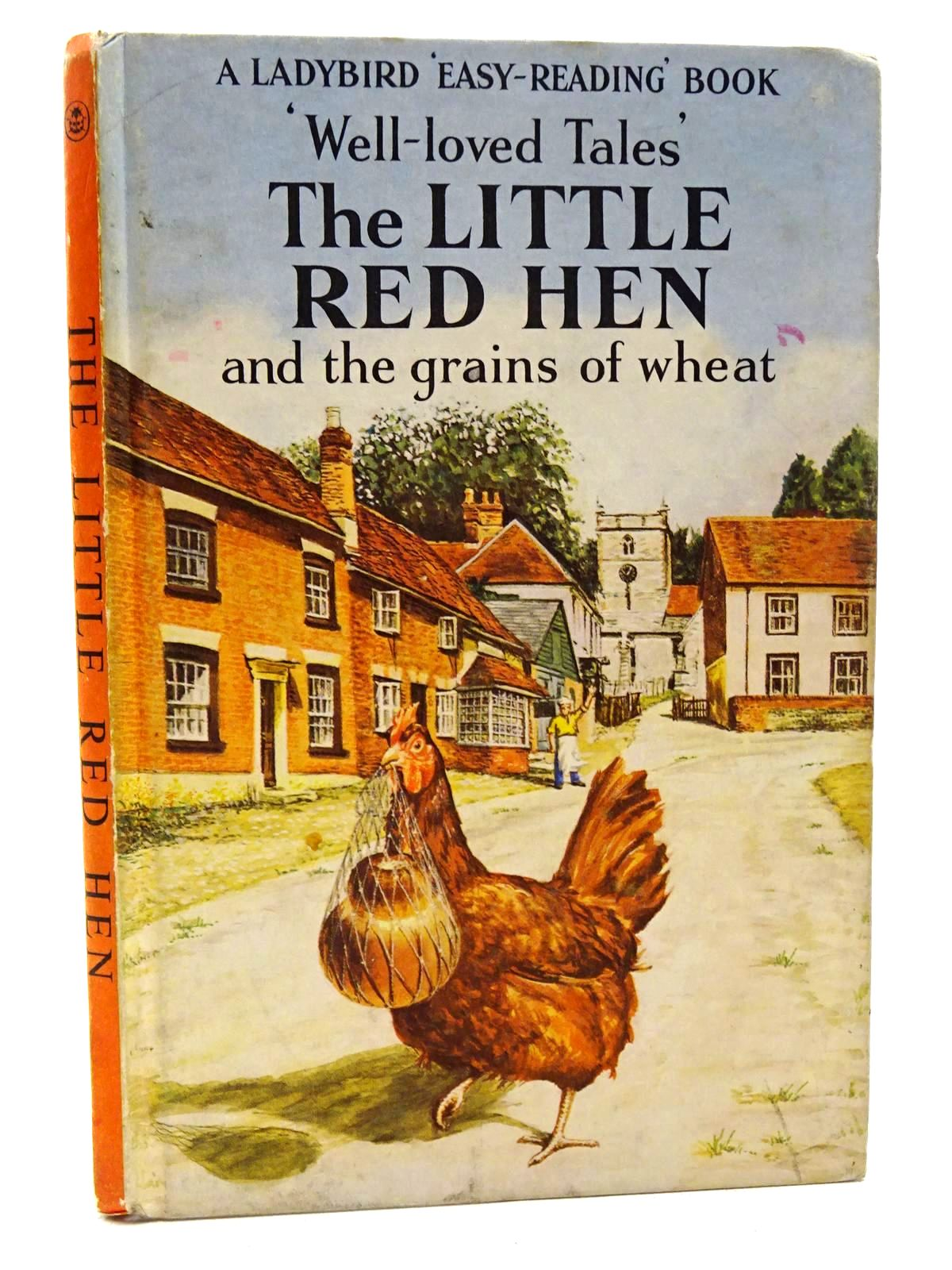 Photo of THE LITTLE RED HEN AND THE GRAINS OF WHEAT- Stock Number: 2124656