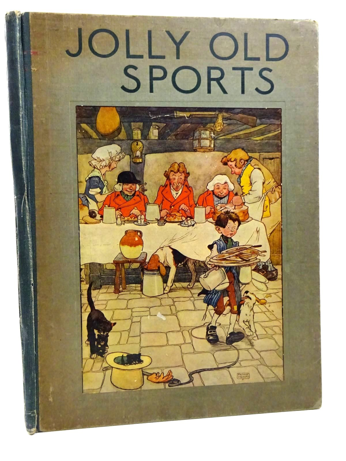 Photo of JOLLY OLD SPORTS written by Adams, Frank illustrated by Adams, Frank published by Blackie & Son Ltd. (STOCK CODE: 2124745)  for sale by Stella & Rose's Books