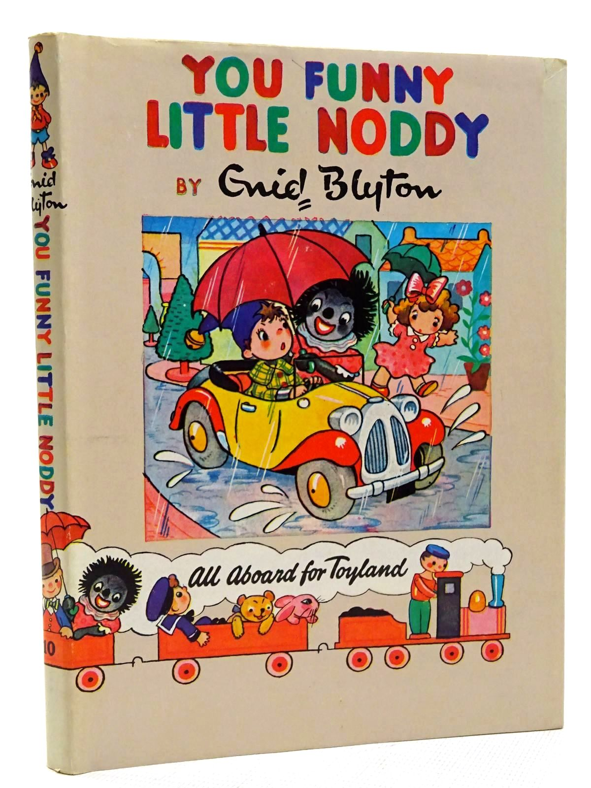 Photo of YOU FUNNY LITTLE NODDY! written by Blyton, Enid published by Sampson Low, Marston & Co. Ltd., The Richards Press Ltd. (STOCK CODE: 2124763)  for sale by Stella & Rose's Books