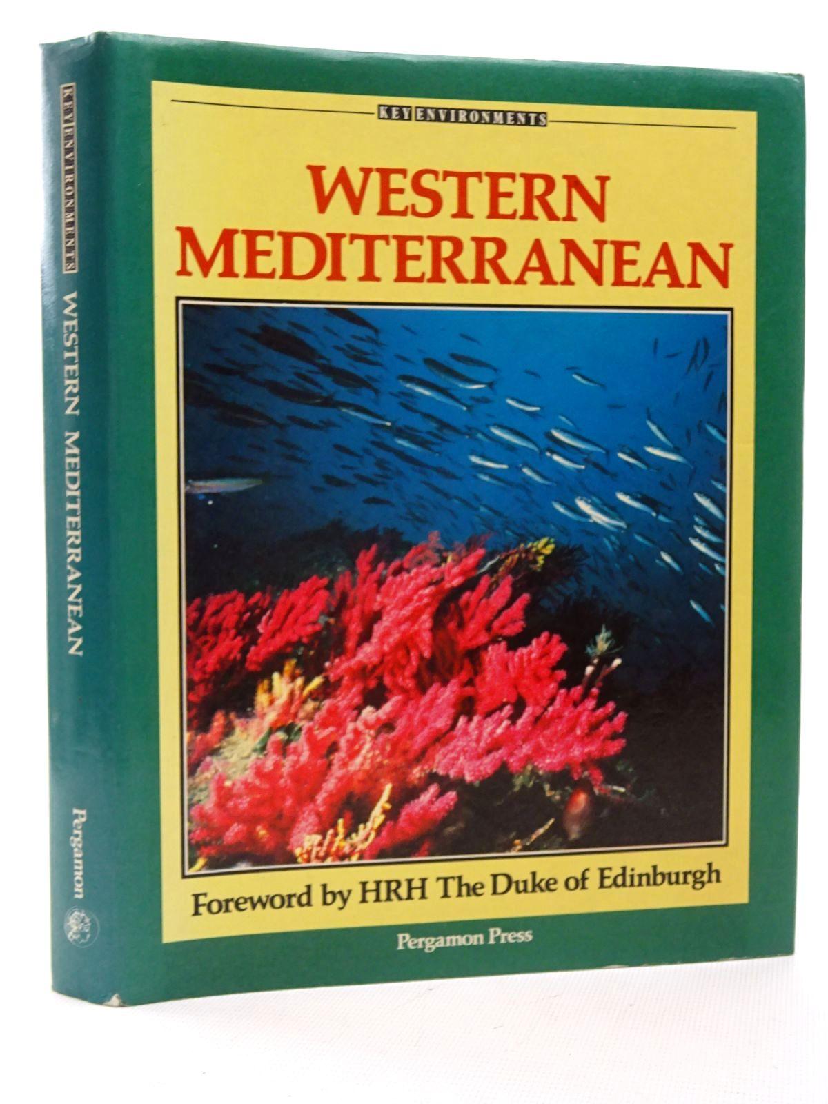 Photo of WESTERN MEDITERRANEAN- Stock Number: 2124791