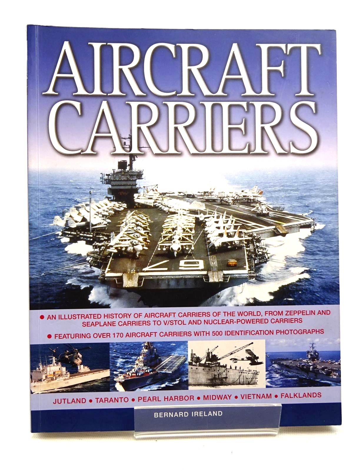 Photo of AIRCRAFT CARRIERS- Stock Number: 2124793