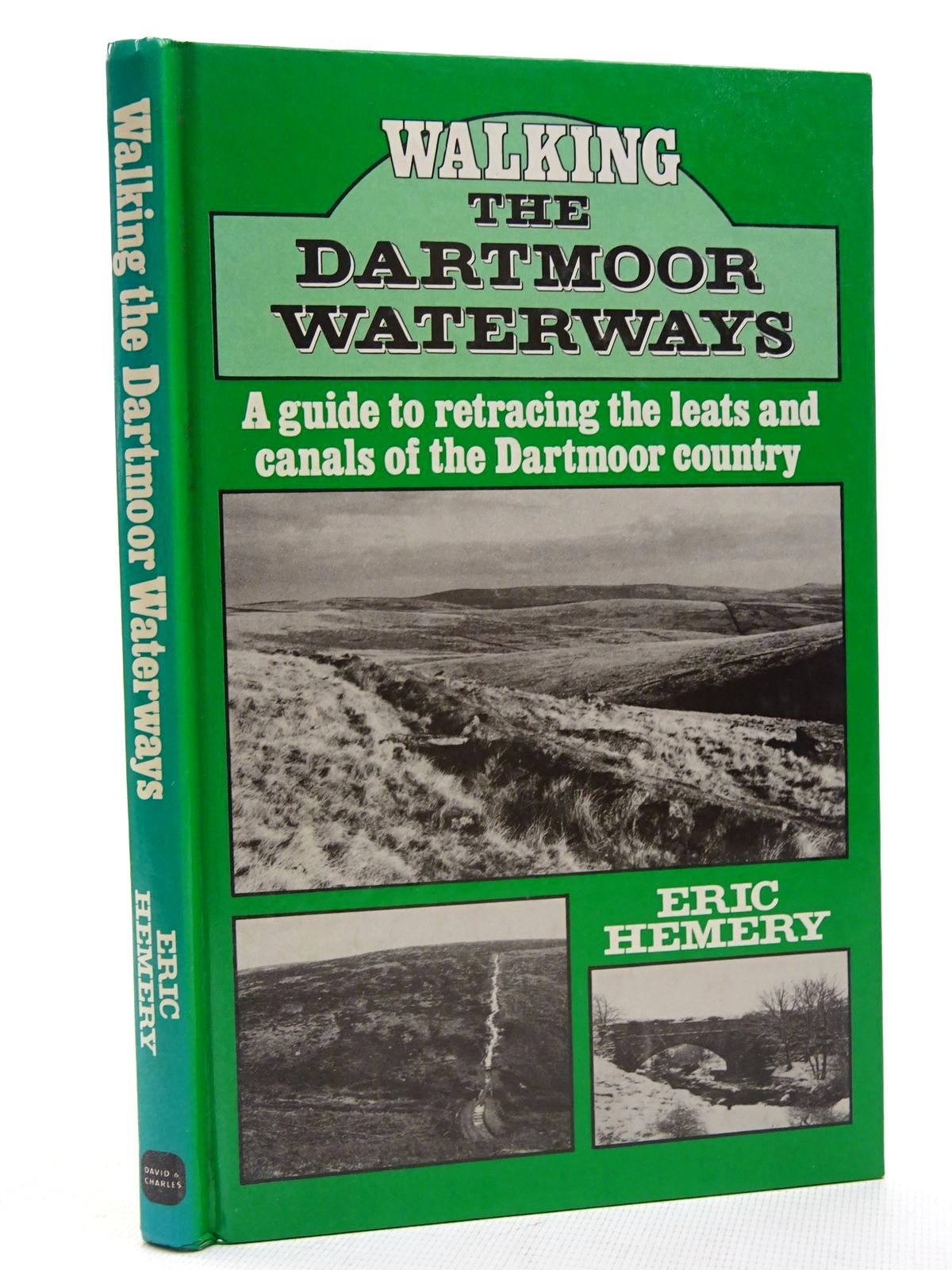 Photo of WALKING THE DARTMOOR WATERWAYS written by Hemery, Eric published by David & Charles (STOCK CODE: 2124802)  for sale by Stella & Rose's Books