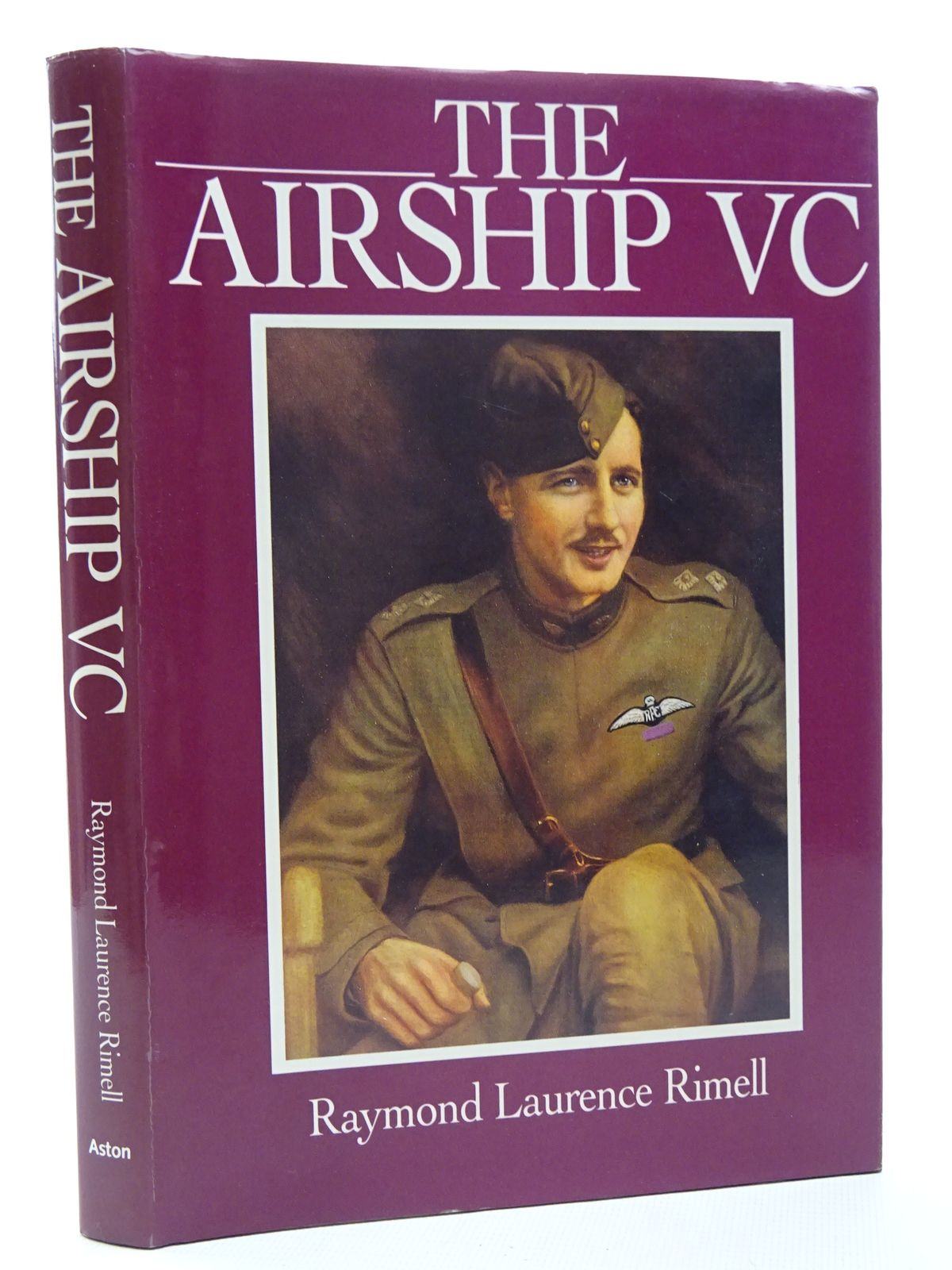 Photo of THE AIRSHIP VC THE LIFE OF CAPTAIN WILLIAM LEEFE ROBINSON- Stock Number: 2124809