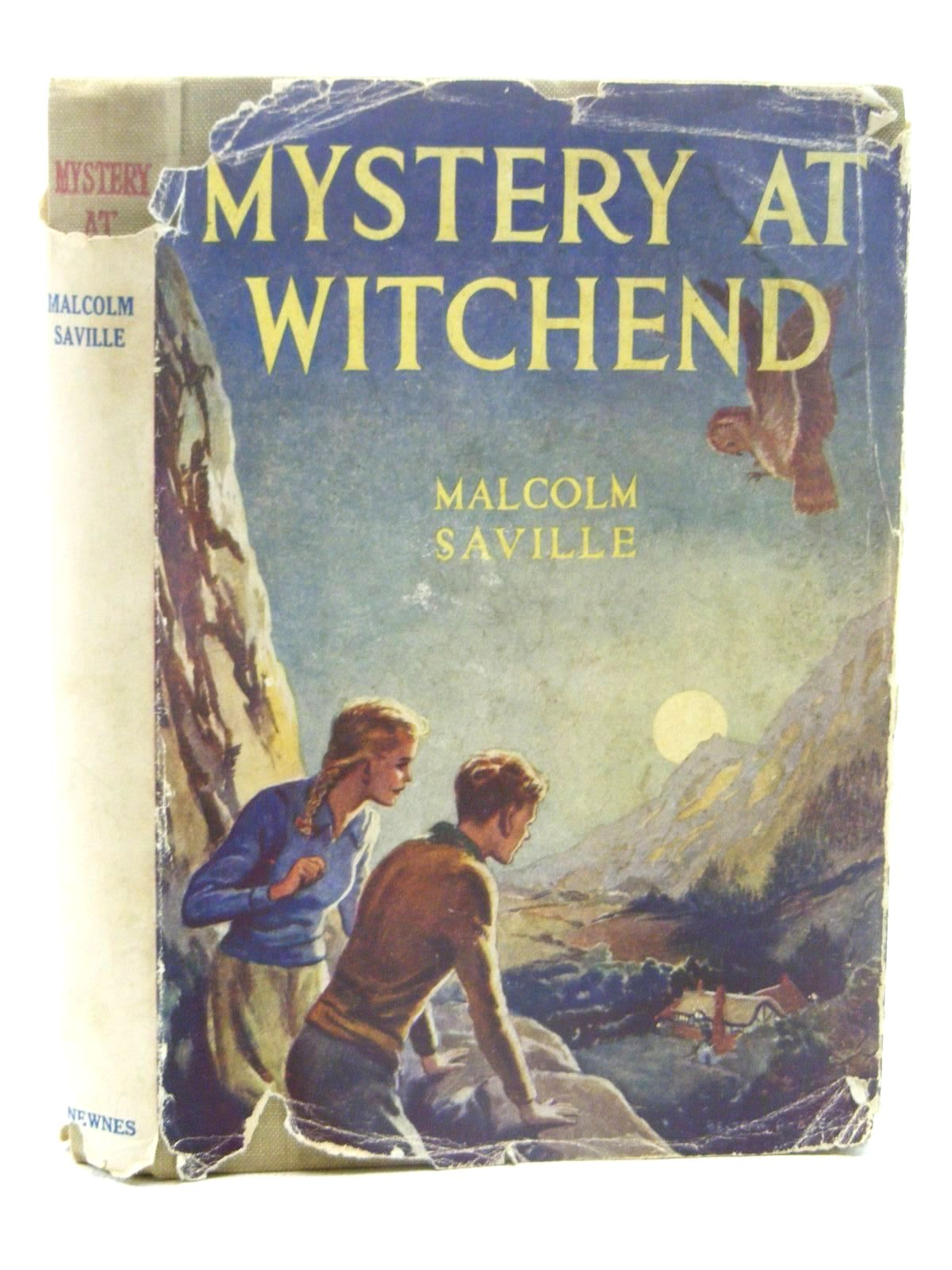Photo of MYSTERY AT WITCHEND- Stock Number: 2124832