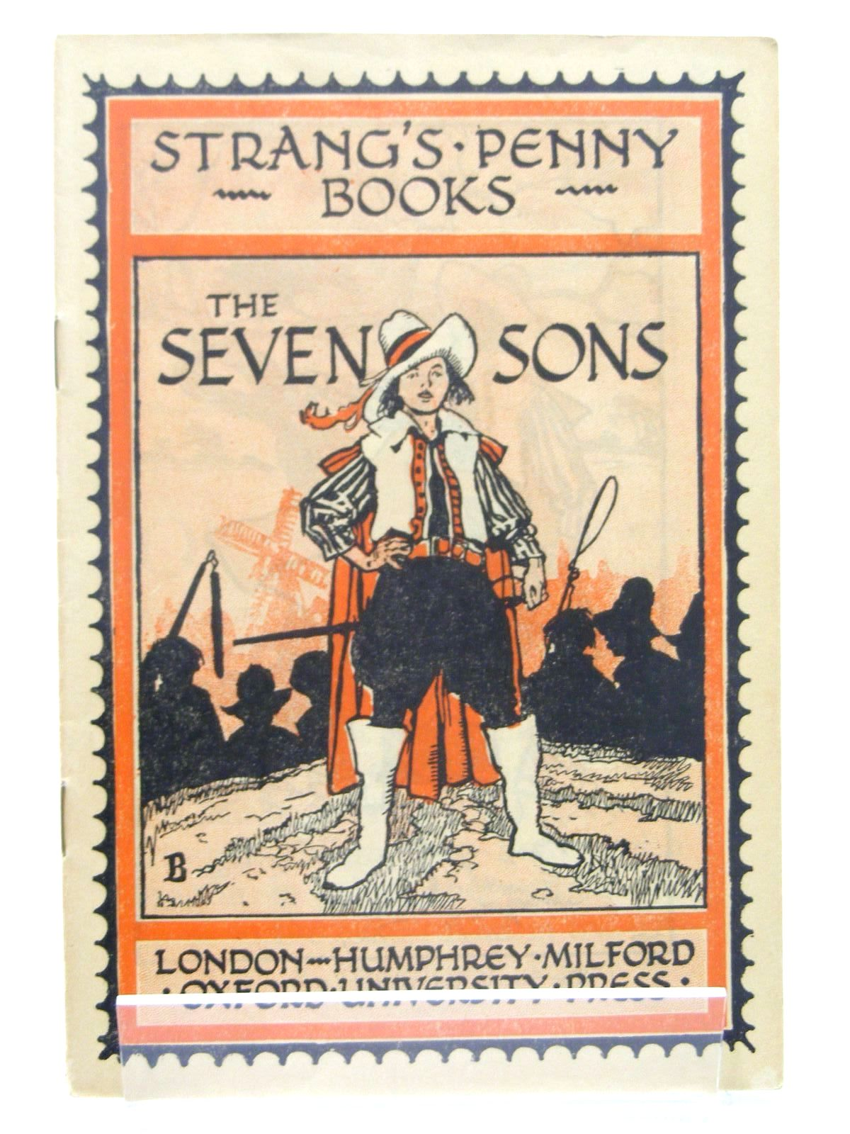 Photo of STRANG'S PENNY BOOKS THE SEVEN SONS written by Baker, Margaret published by Humphrey Milford, Oxford University Press (STOCK CODE: 2124881)  for sale by Stella & Rose's Books