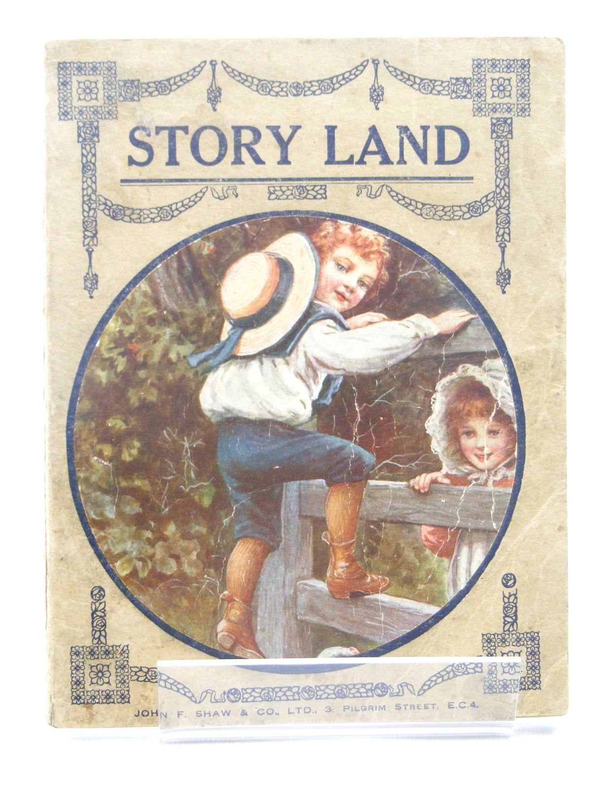 Photo of STORY LANDS illustrated by Wain, Louis<br />Aris, Ernest A.<br />et al., published by John F. Shaw &amp; Co Ltd. (STOCK CODE: 2124885)  for sale by Stella & Rose's Books