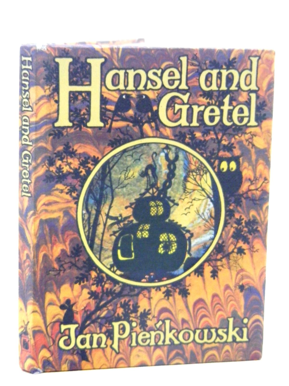 Photo of HANSEL AND GRETEL written by Pienkowski, Jan<br />Grimm, Brothers illustrated by Pienkowski, Jan published by Heinemann, Gallery Five (STOCK CODE: 2124891)  for sale by Stella & Rose's Books
