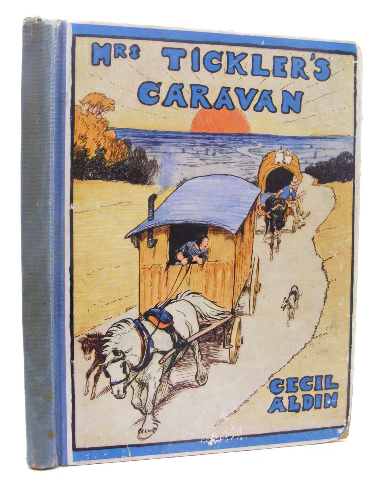 Photo of MRS. TICKLER'S CARAVAN A STORY FOR CHILDREN- Stock Number: 2124912