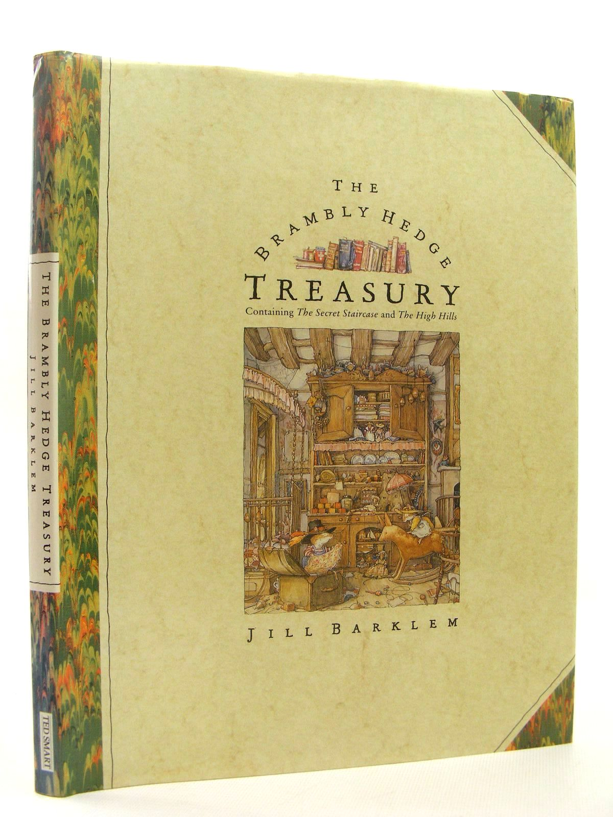 Photo of THE BRAMBLY HEDGE TREASURY written by Barklem, Jill illustrated by Barklem, Jill published by Ted Smart (STOCK CODE: 2124917)  for sale by Stella & Rose's Books