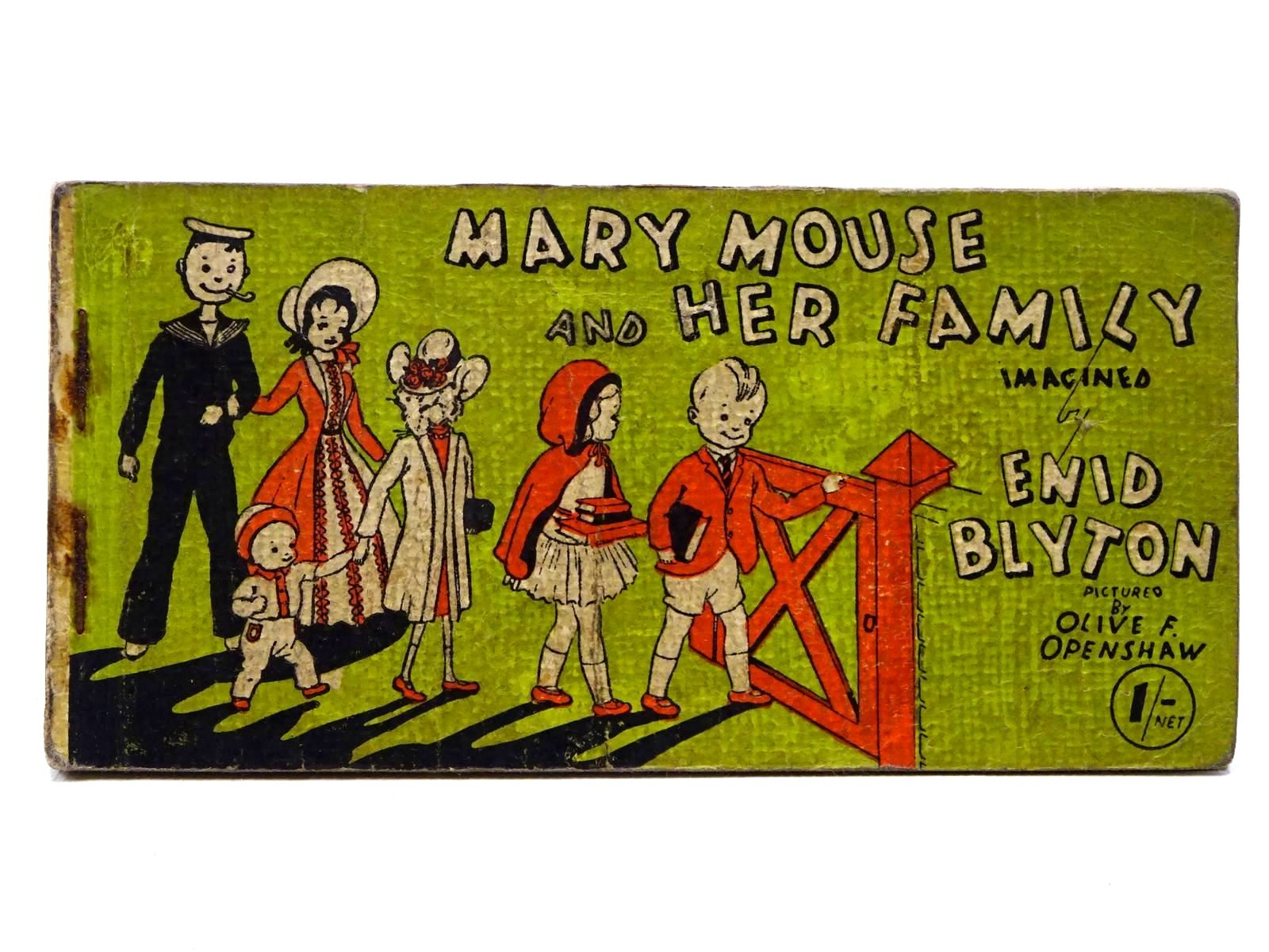 Photo of MARY MOUSE AND HER FAMILY- Stock Number: 2124978