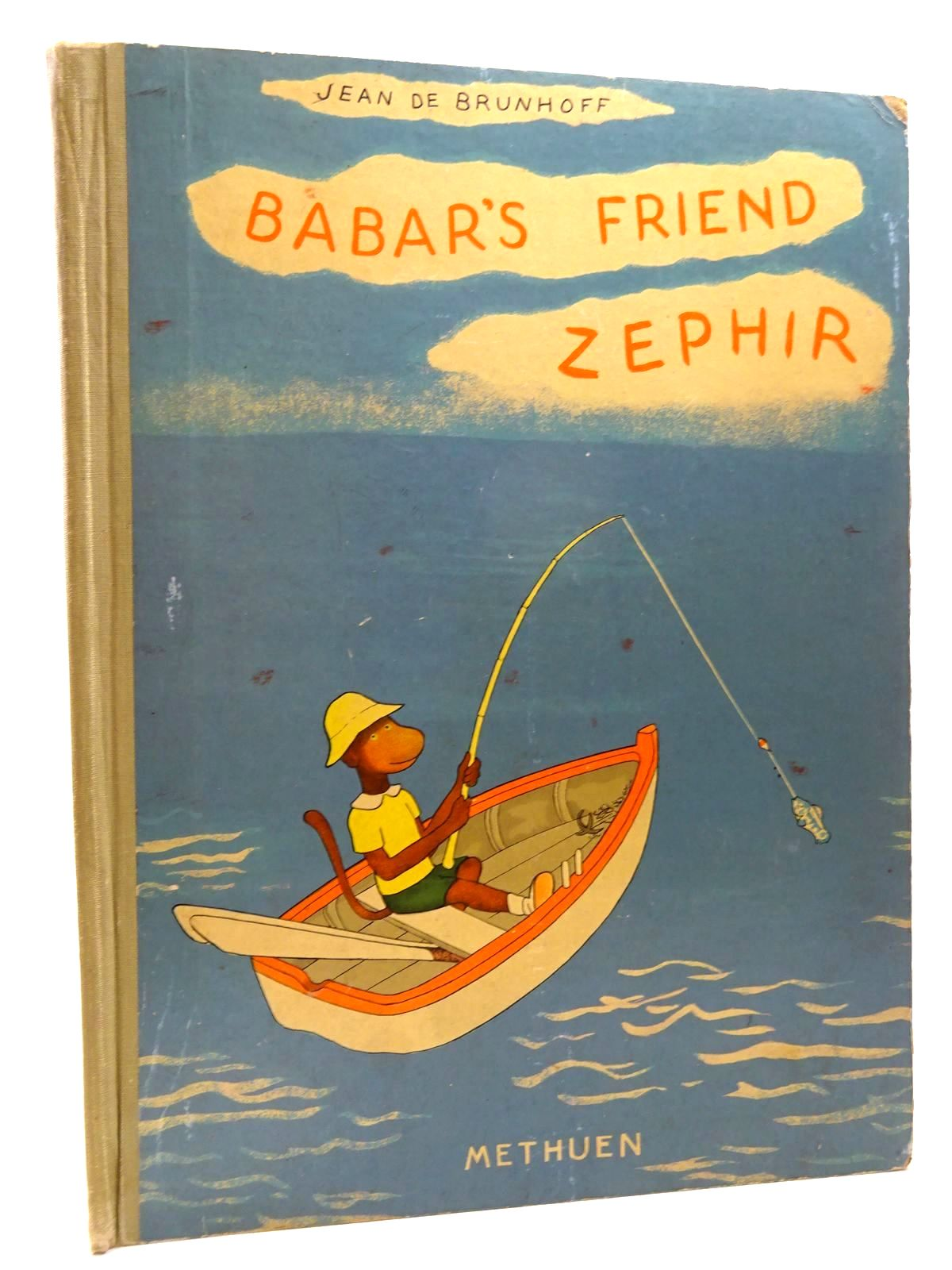 Photo of BABAR'S FRIEND ZEPHIR written by De Brunhoff, Jean illustrated by De Brunhoff, Jean published by Methuen & Co. Ltd. (STOCK CODE: 2125001)  for sale by Stella & Rose's Books