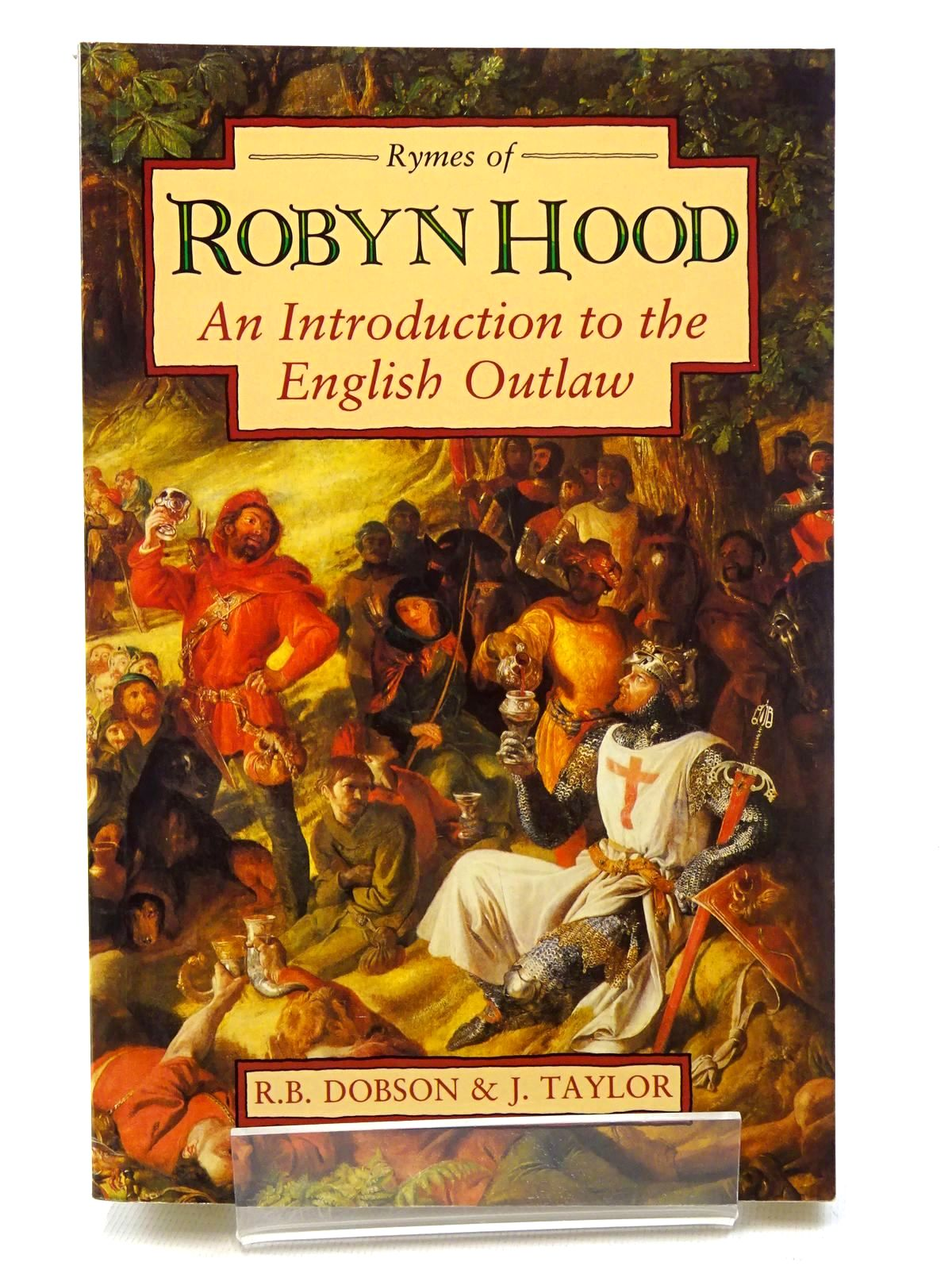 Photo of RYMES OF ROBYN HOOD- Stock Number: 2125027