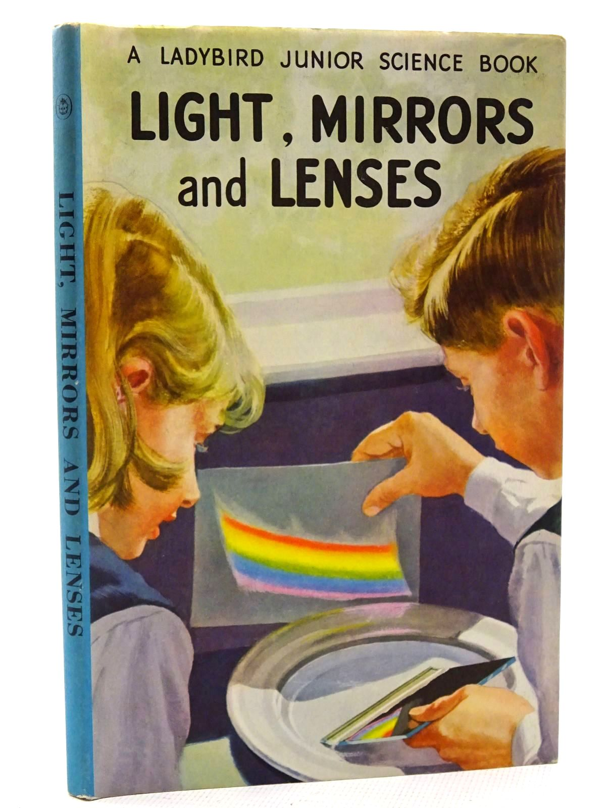 Photo of LIGHT, MIRRORS AND LENSES written by Newing, F.E. Bowood, Richard illustrated by Wingfield, J.H. published by Wills & Hepworth Ltd. (STOCK CODE: 2125037)  for sale by Stella & Rose's Books