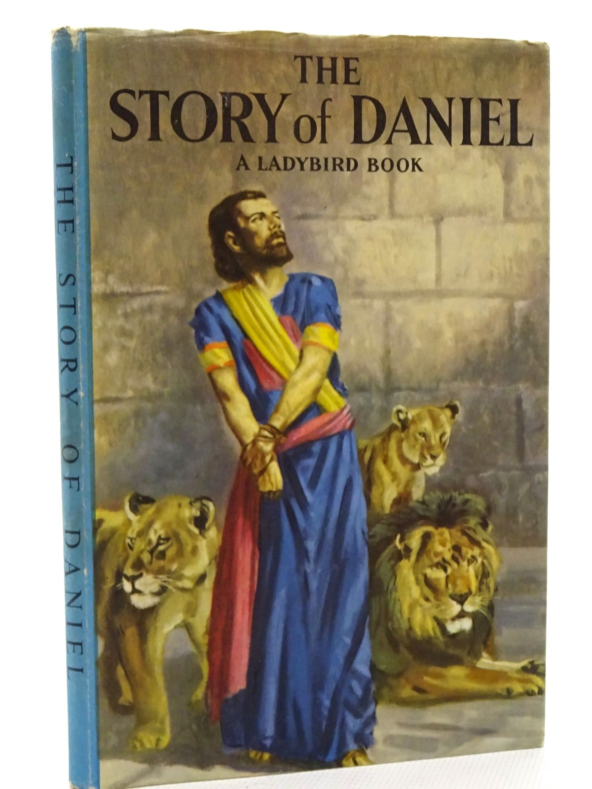 Photo of THE STORY OF DANIEL written by Diamond, Lucy illustrated by Inns, Kenneth published by Wills & Hepworth Ltd. (STOCK CODE: 2125042)  for sale by Stella & Rose's Books