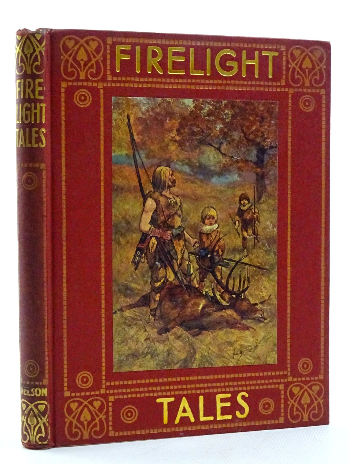Photo of FIRELIGHT TALES- Stock Number: 2125070